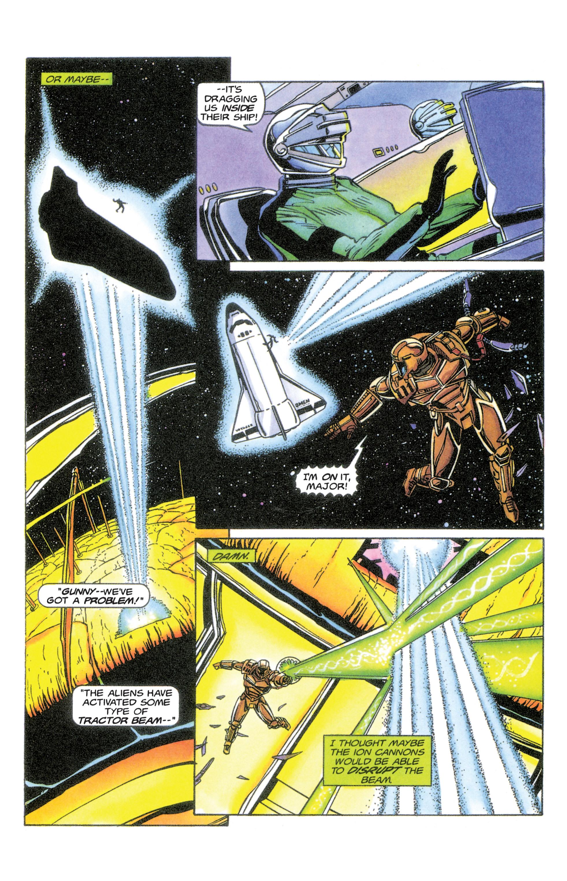 Armorines (1994) 6 Page 10