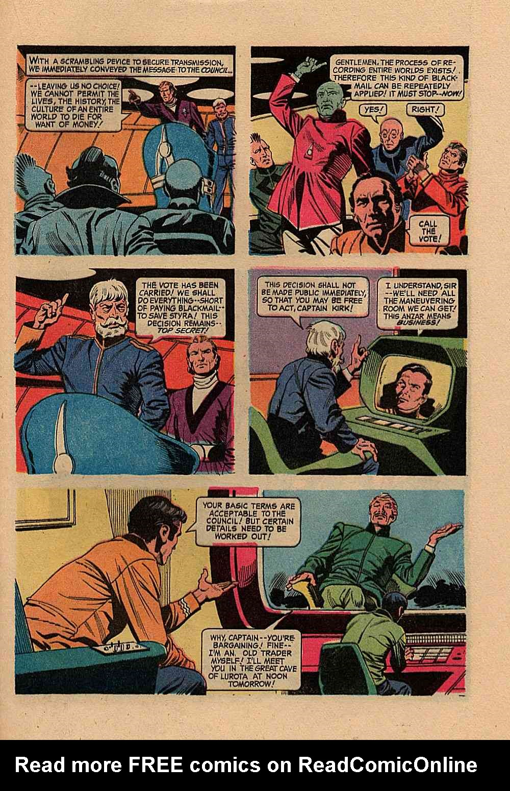 Star Trek (1967) Issue #18 #18 - English 16
