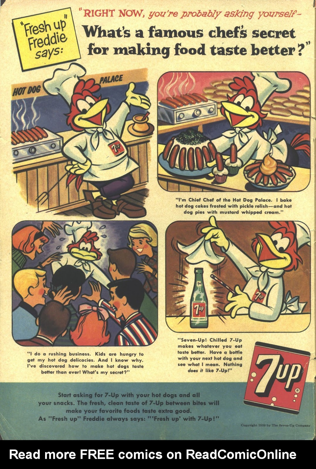 Uncle Scrooge (1953) Issue #28 #28 - English 2