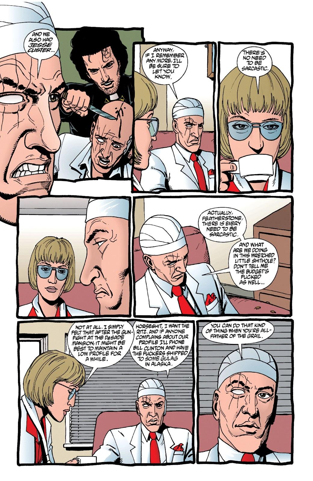 Preacher Issue #27 #36 - English 9