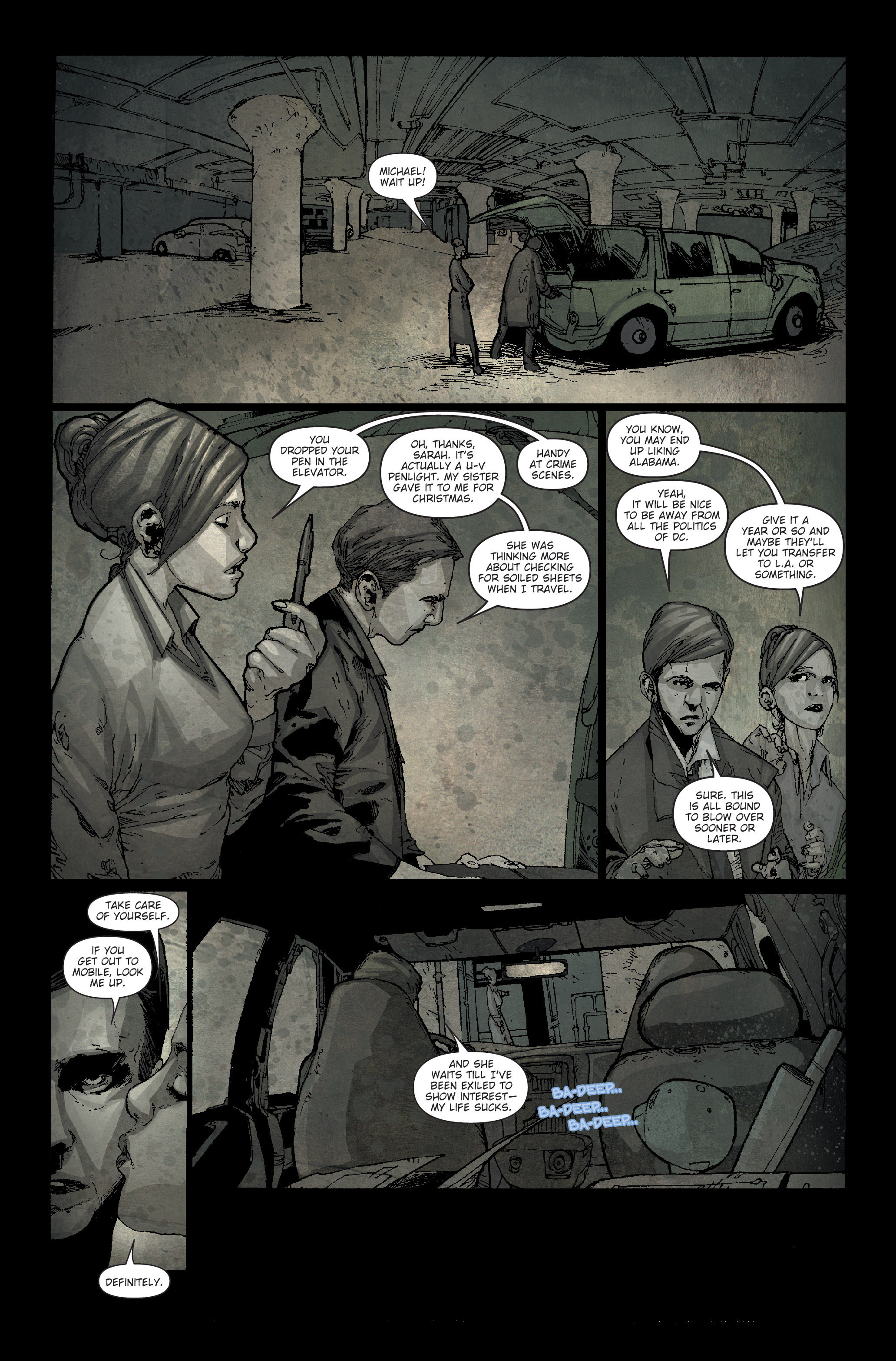 30 Days of Night: Spreading the Disease 1 Page 6