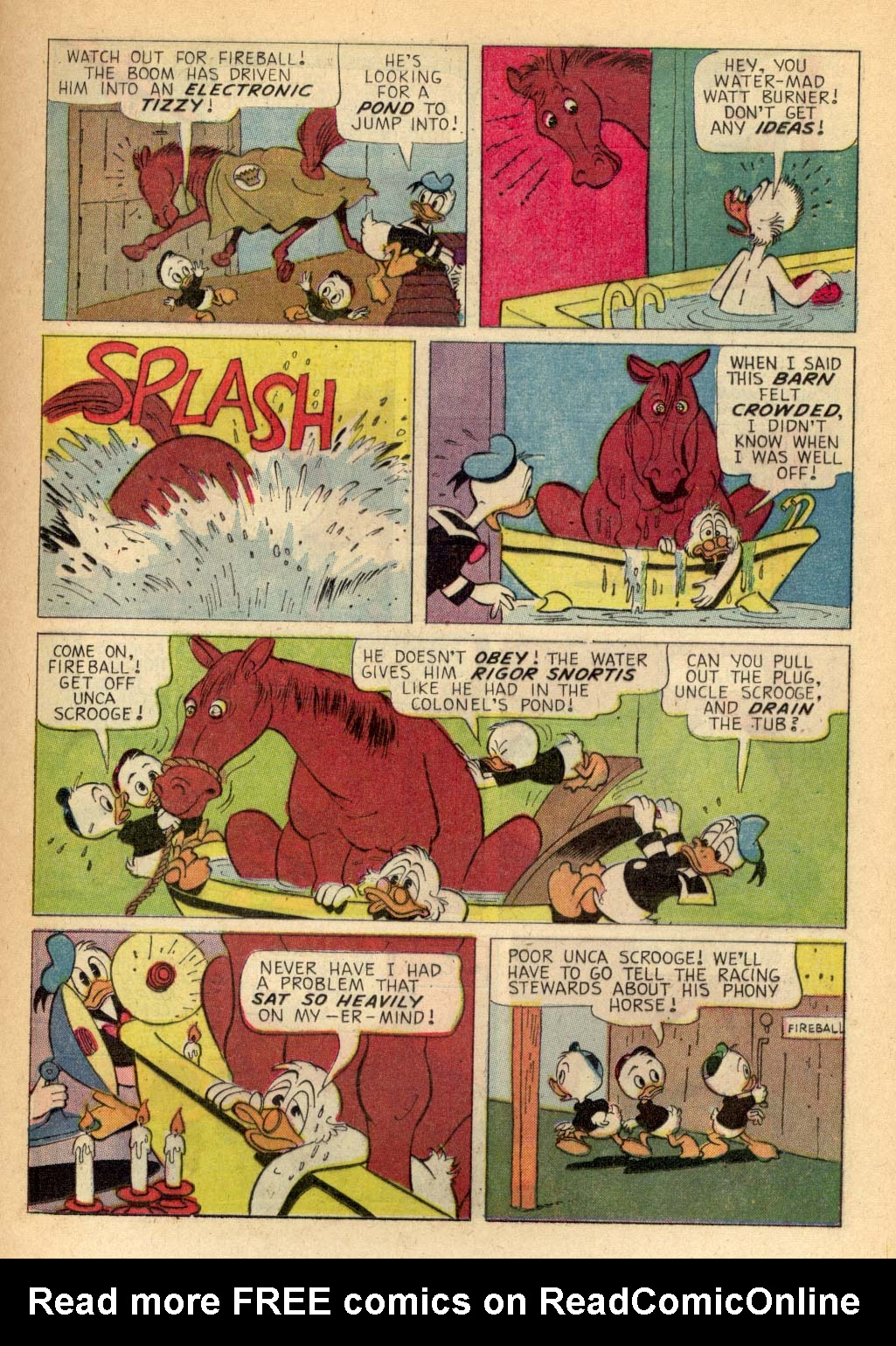 Uncle Scrooge (1953) Issue #66 #66 - English 13