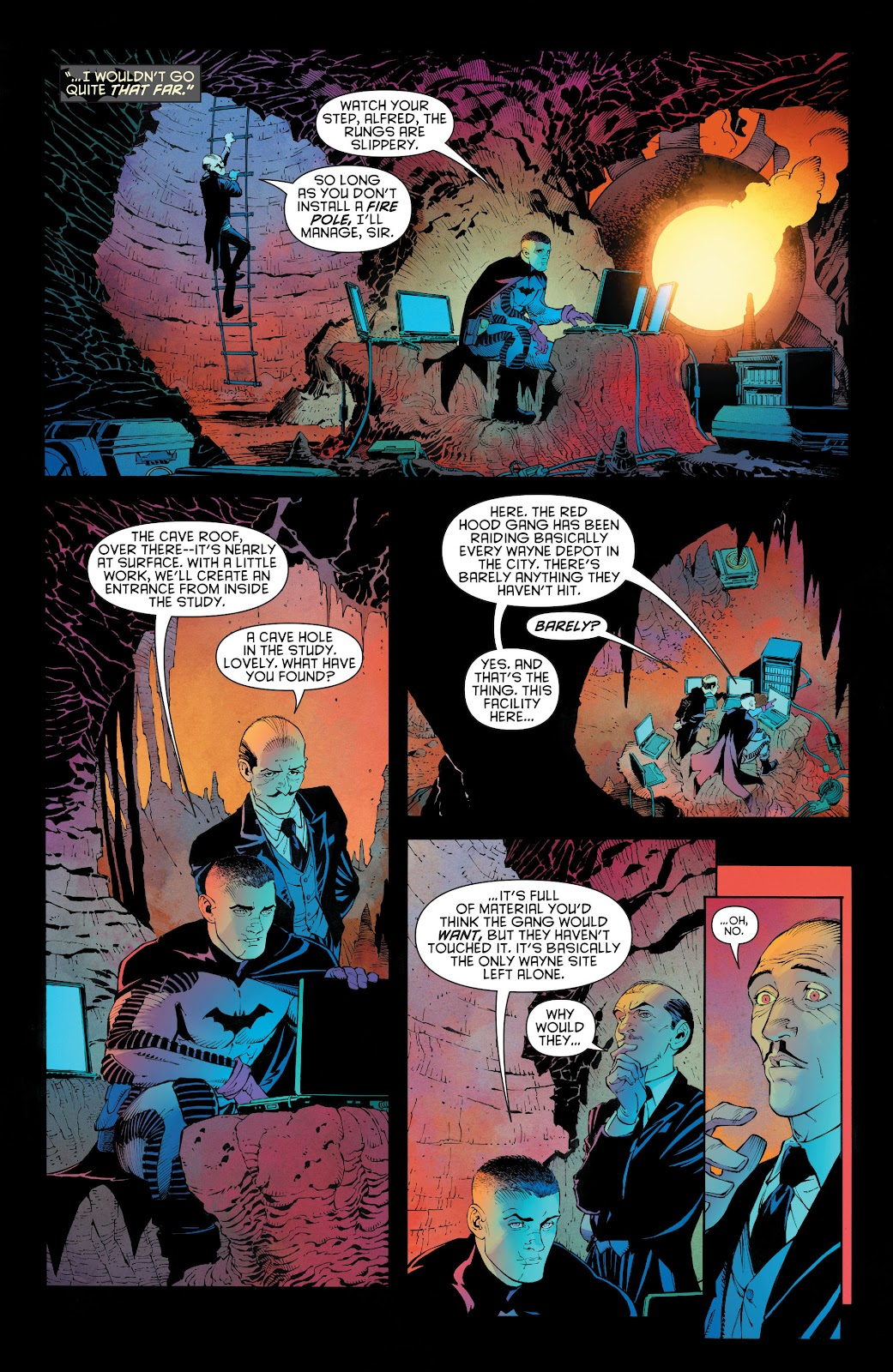 Batman (2011) Issue #24 #43 - English 14