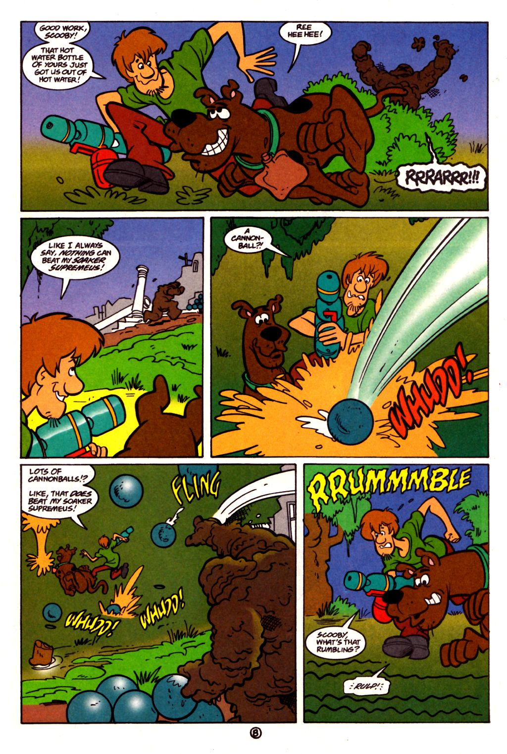 Read online Scooby-Doo (1997) comic -  Issue #21 - 9