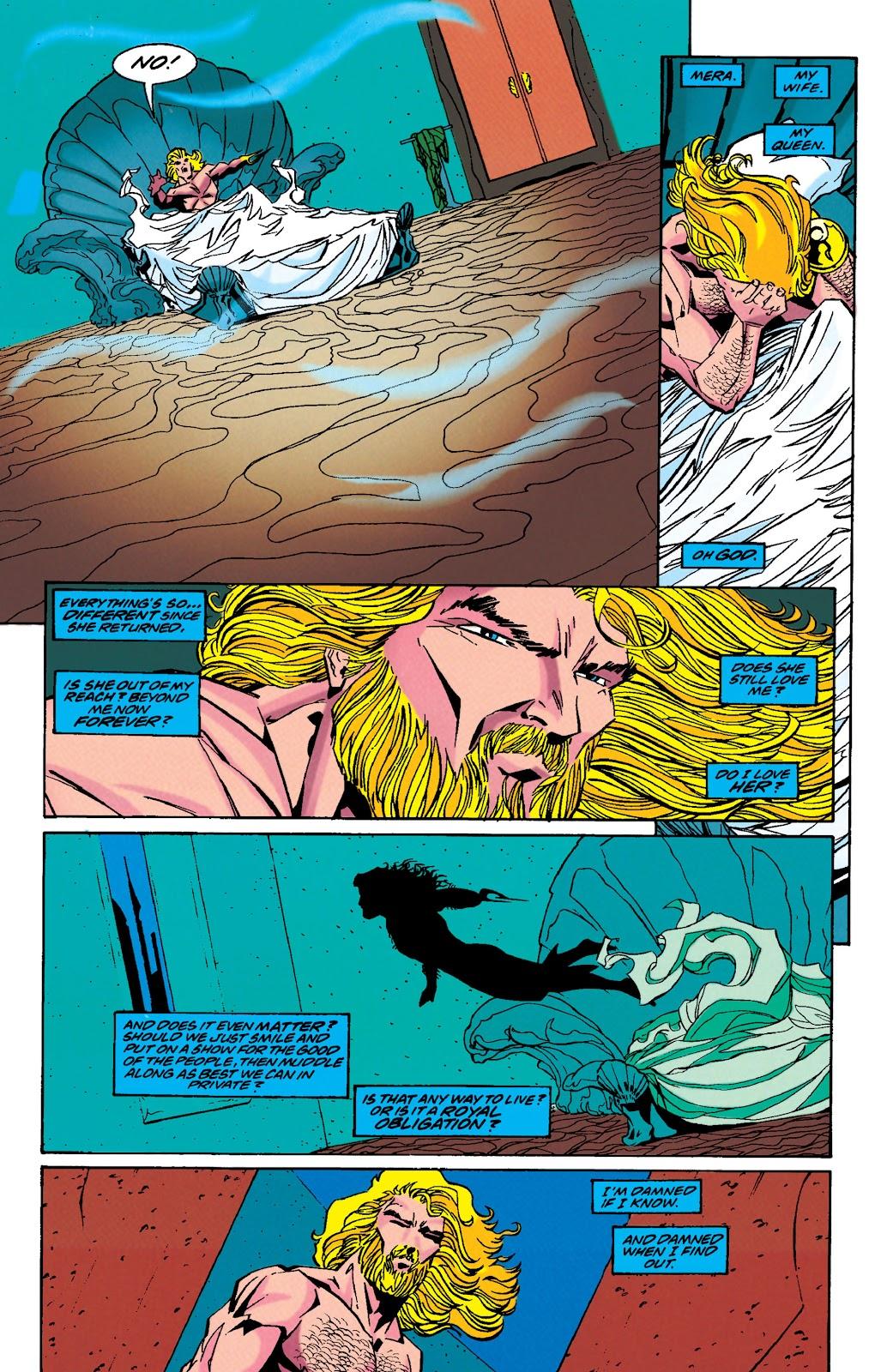 Aquaman (1994) Issue #49 #55 - English 3