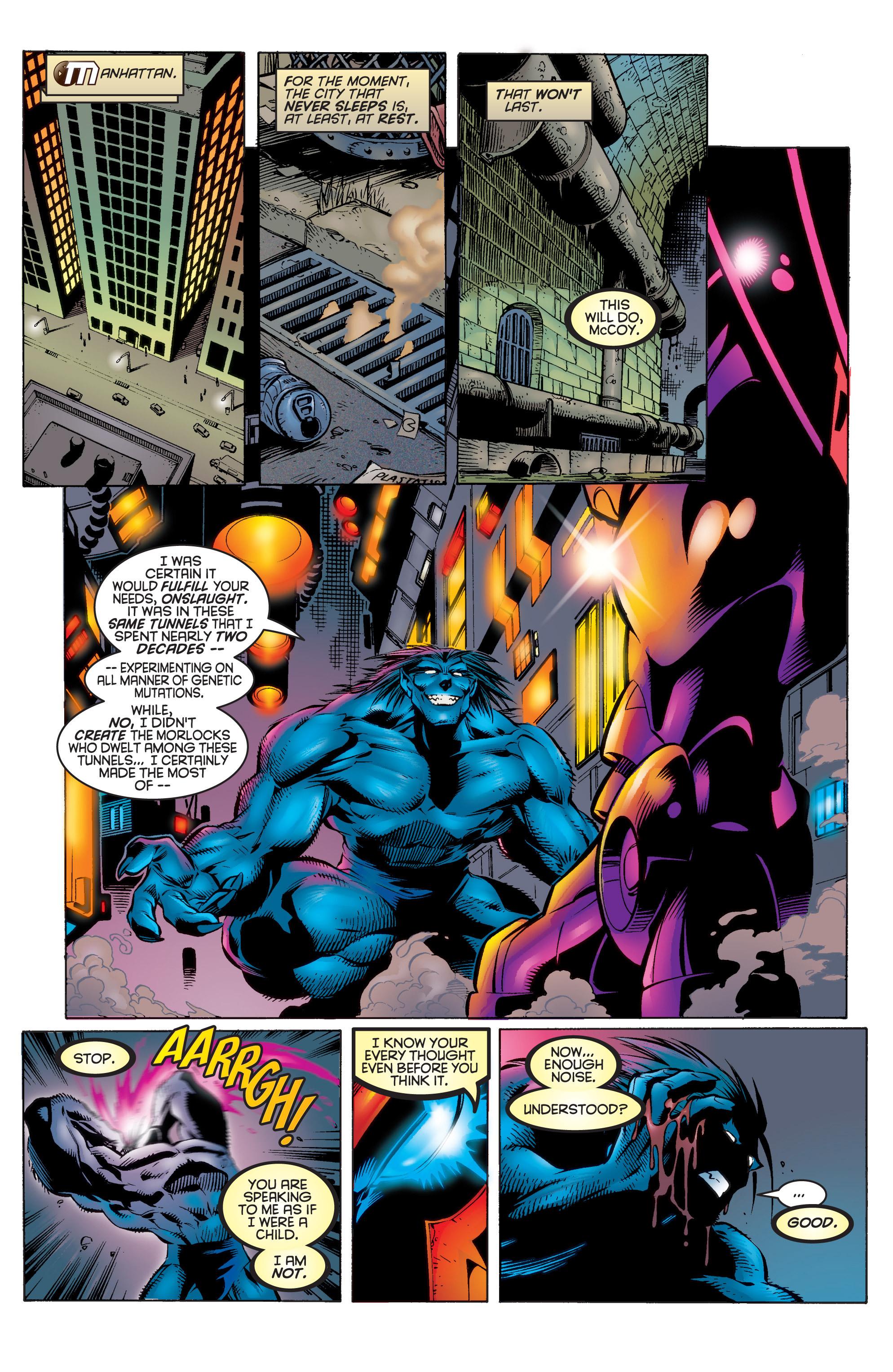 Uncanny X-Men (1963) 335 Page 20