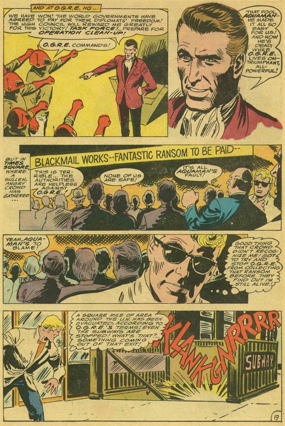 Aquaman (1962) Issue #31 #31 - English 26