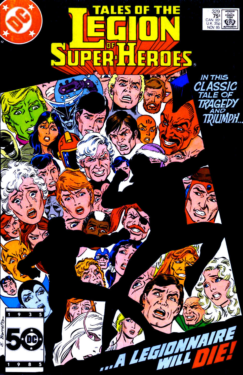 Tales of the Legion Issue #329 #16 - English 1