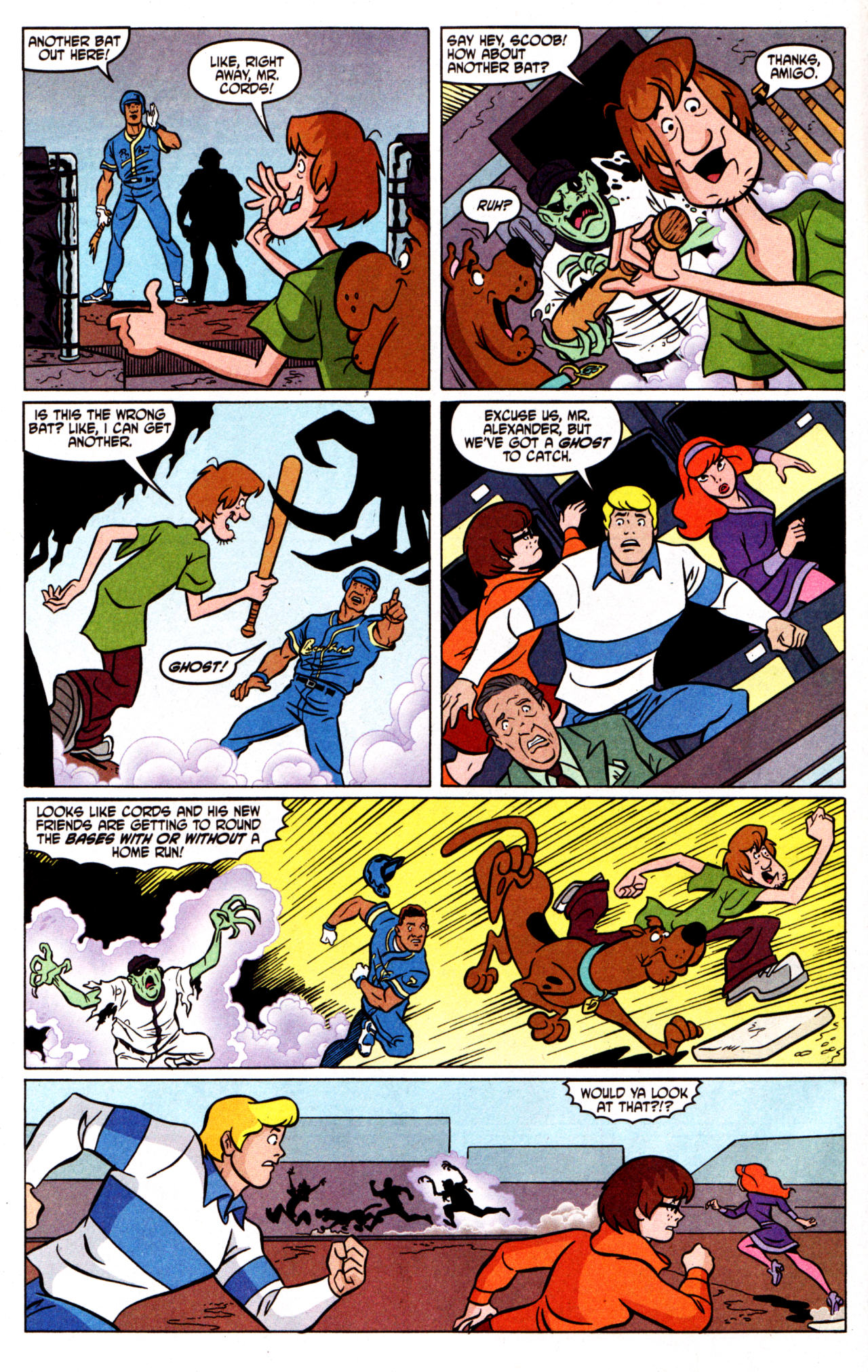 Read online Scooby-Doo (1997) comic -  Issue #120 - 17