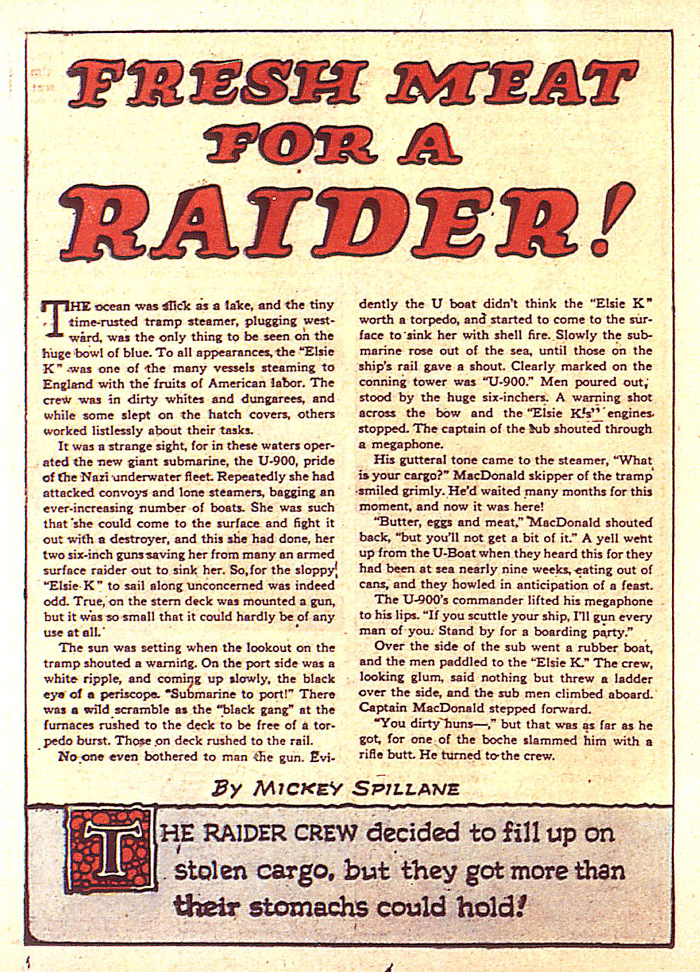 Sub-Mariner Comics Issue #4 #4 - English 43