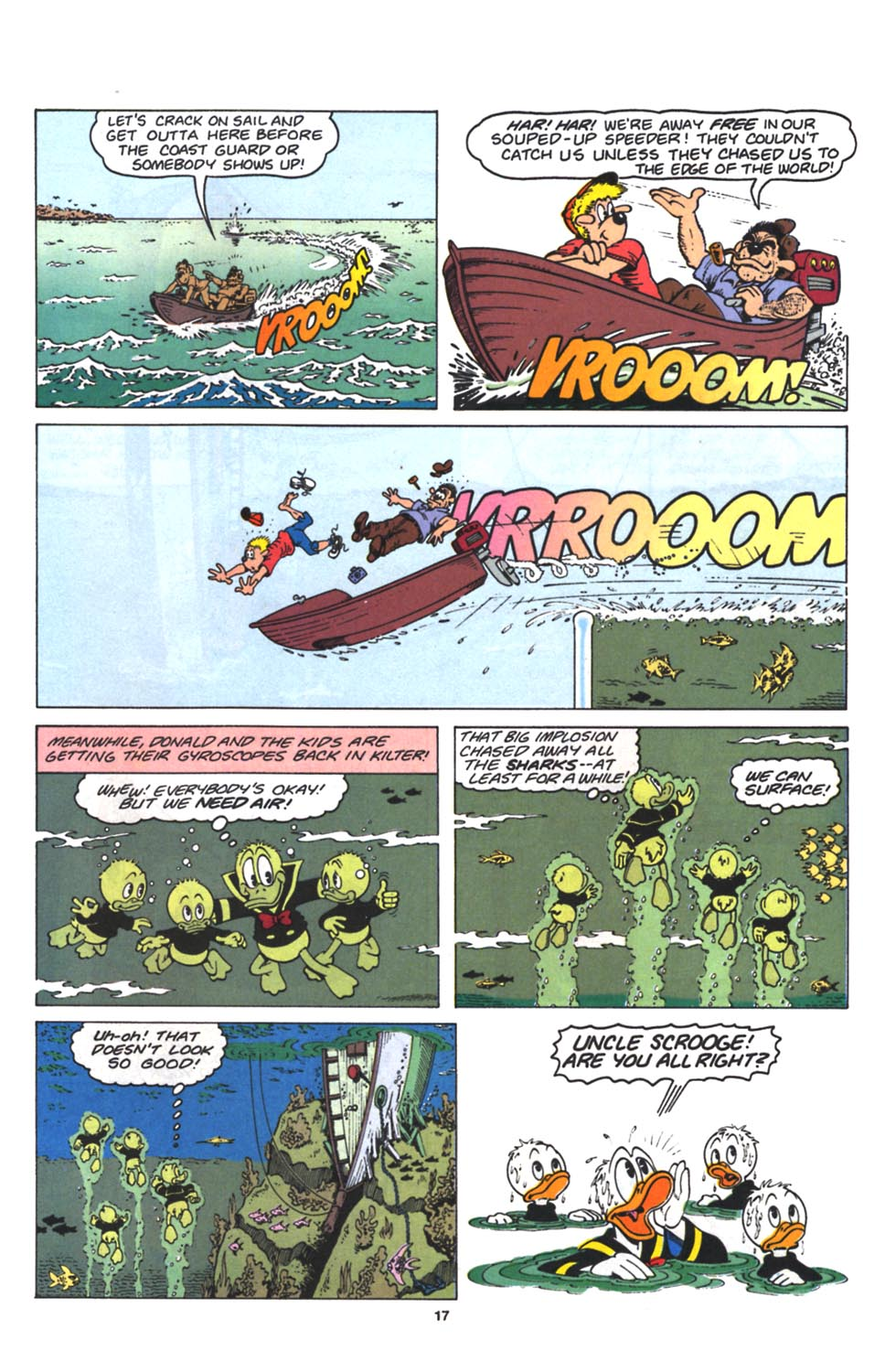 Uncle Scrooge (1953) Issue #263 #263 - English 19