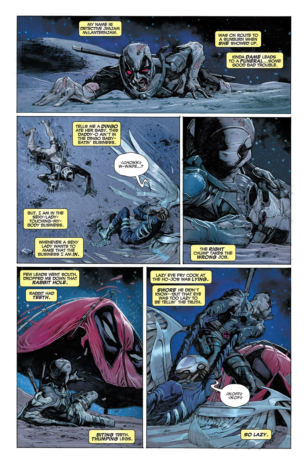 Uncanny X-Force (2010) #3 #35 - English 14