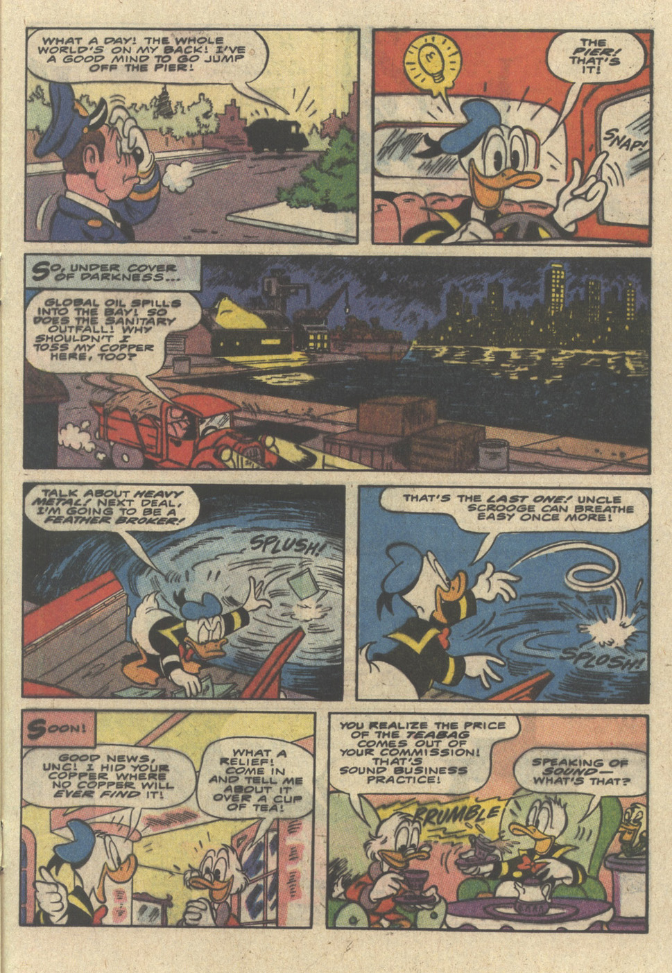 Uncle Scrooge (1953) Issue #236 #236 - English 21