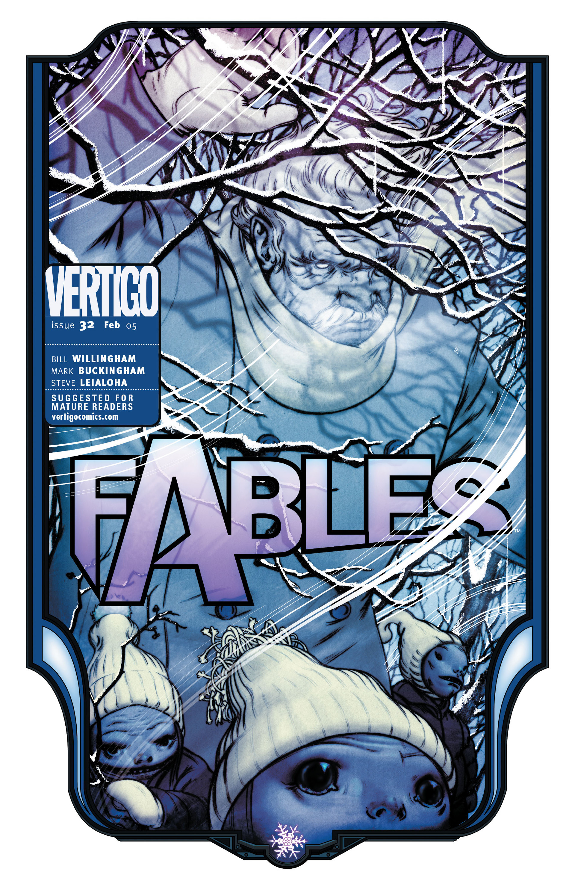 Fables 32 Page 1