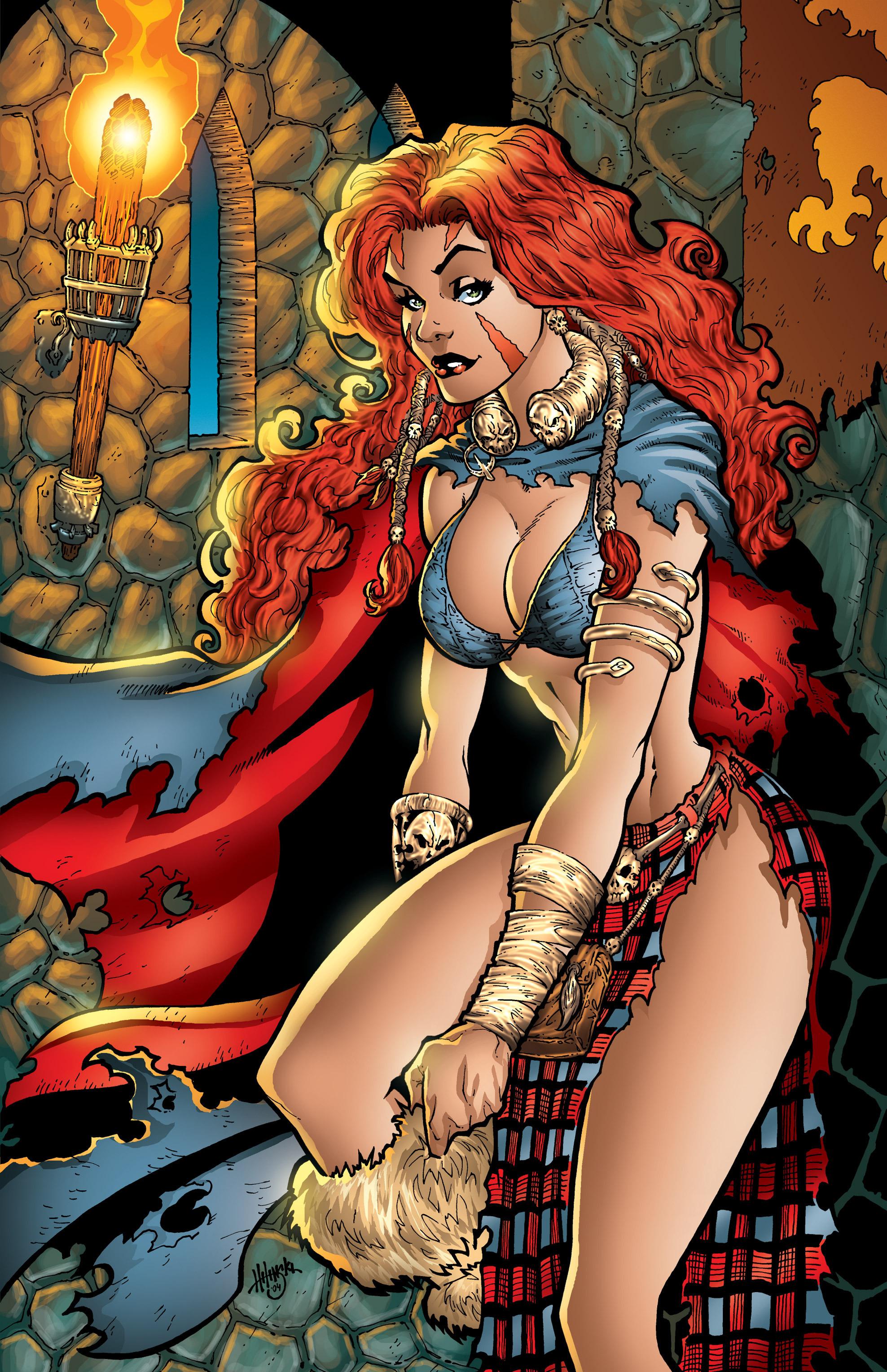 Read online Belladonna comic -  Issue #0 - 46