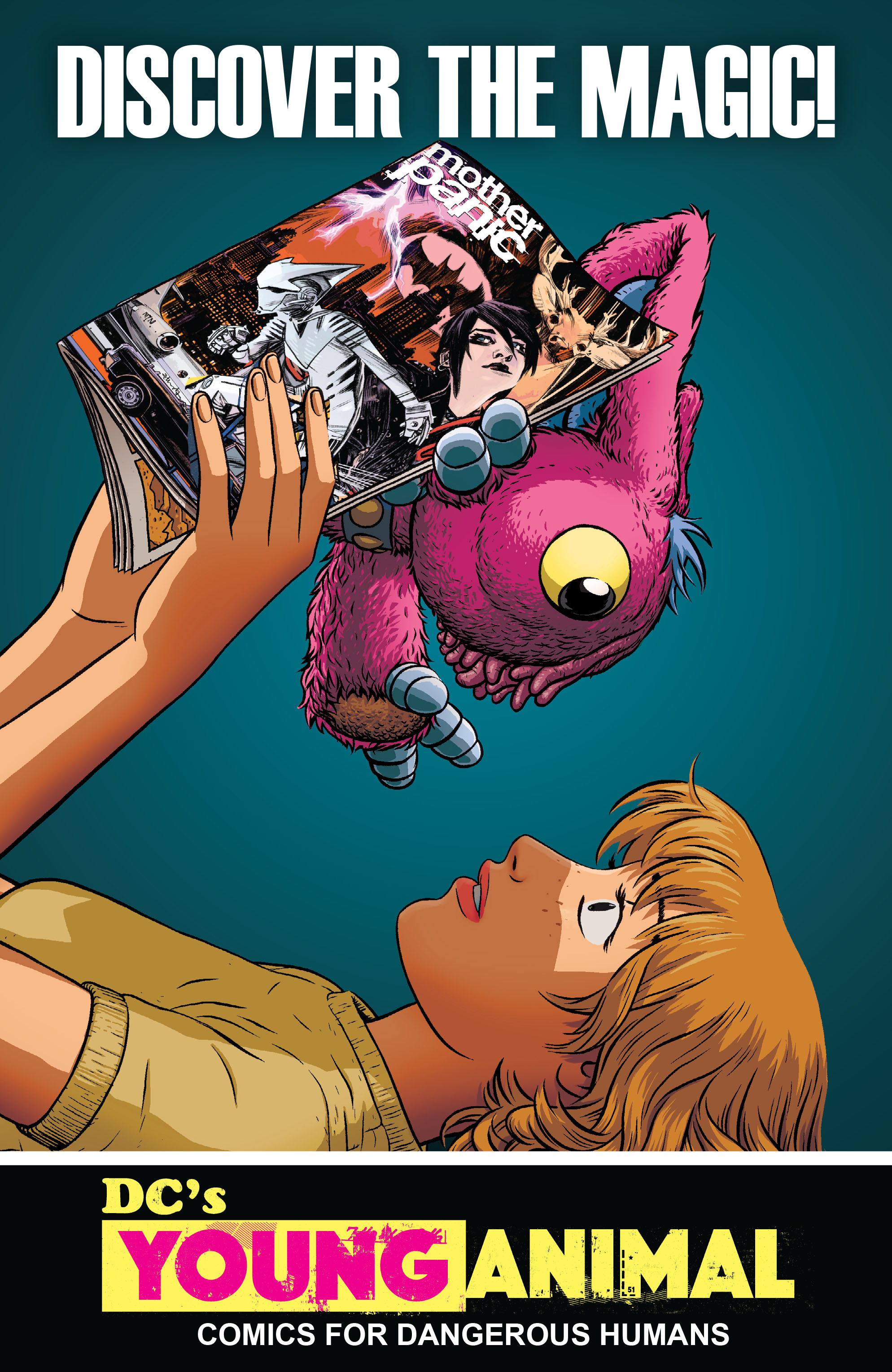 Read online Scooby Apocalypse comic -  Issue #7 - 26