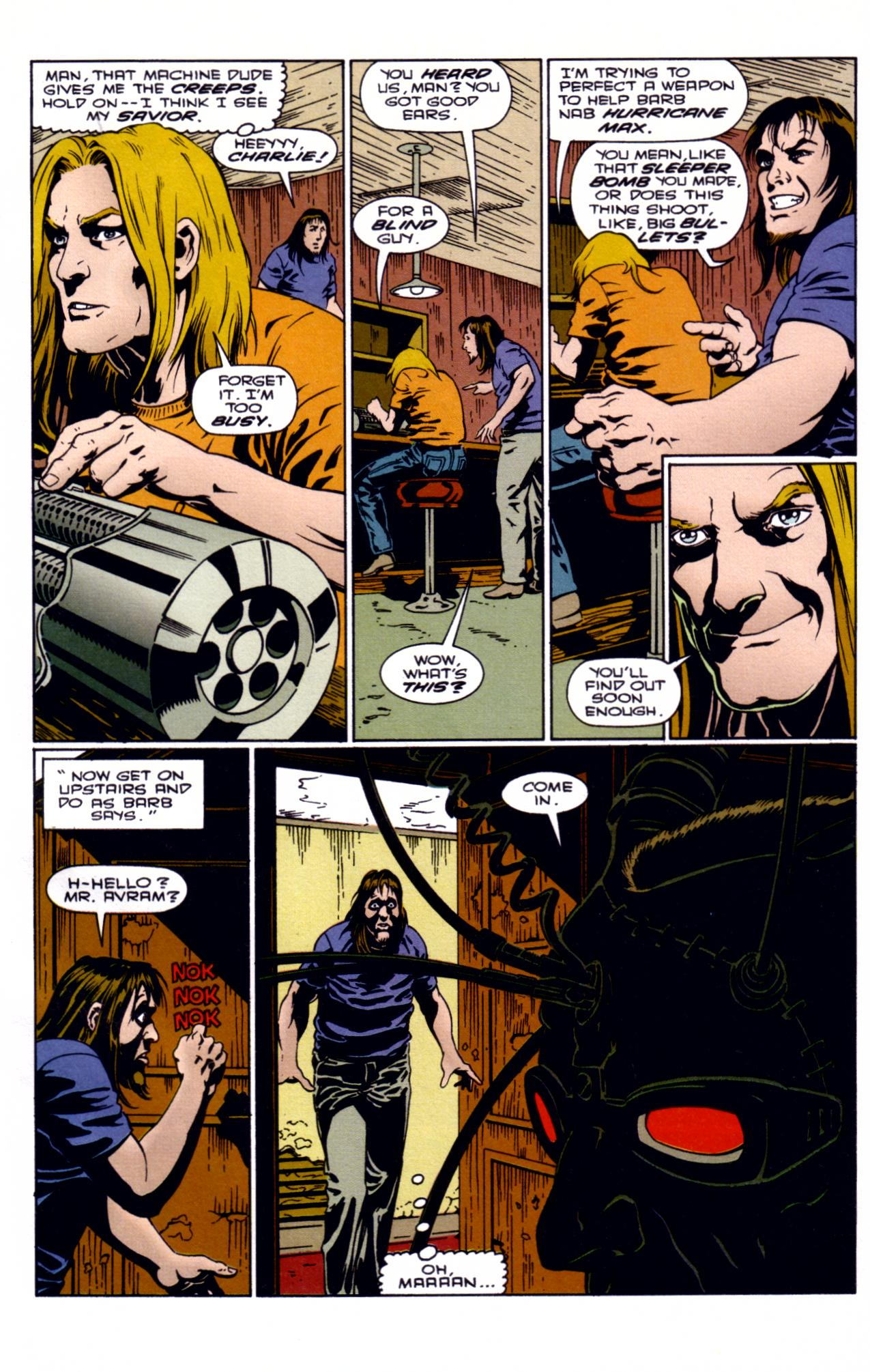 Barb Wire (1994) 2 Page 7