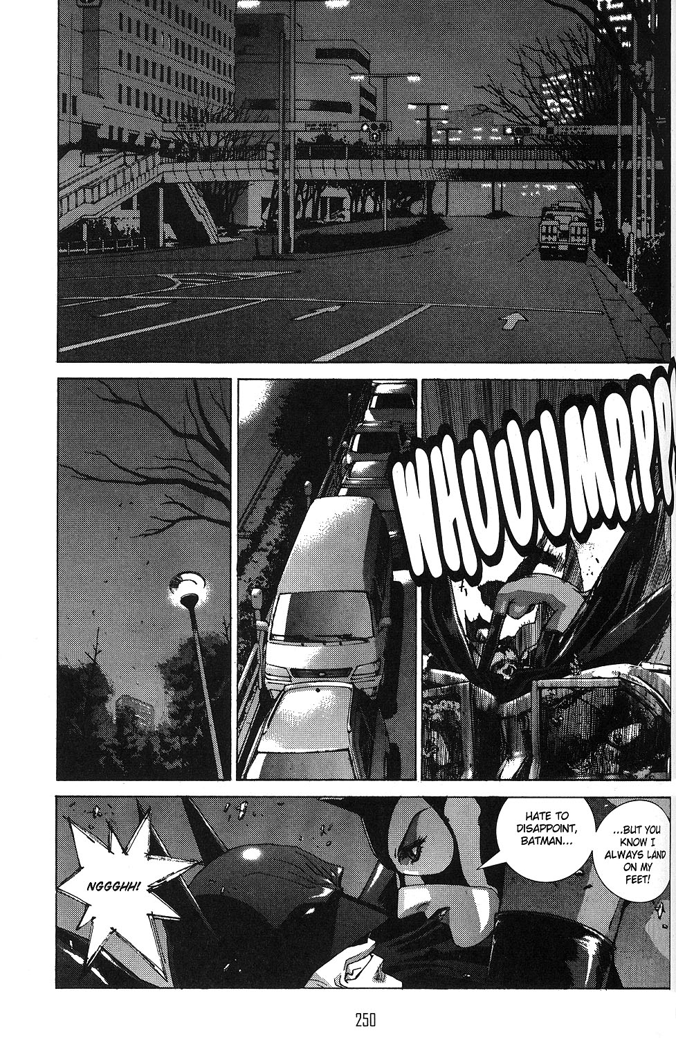Read online Batman: Child of Dreams comic -  Issue # Full - 238