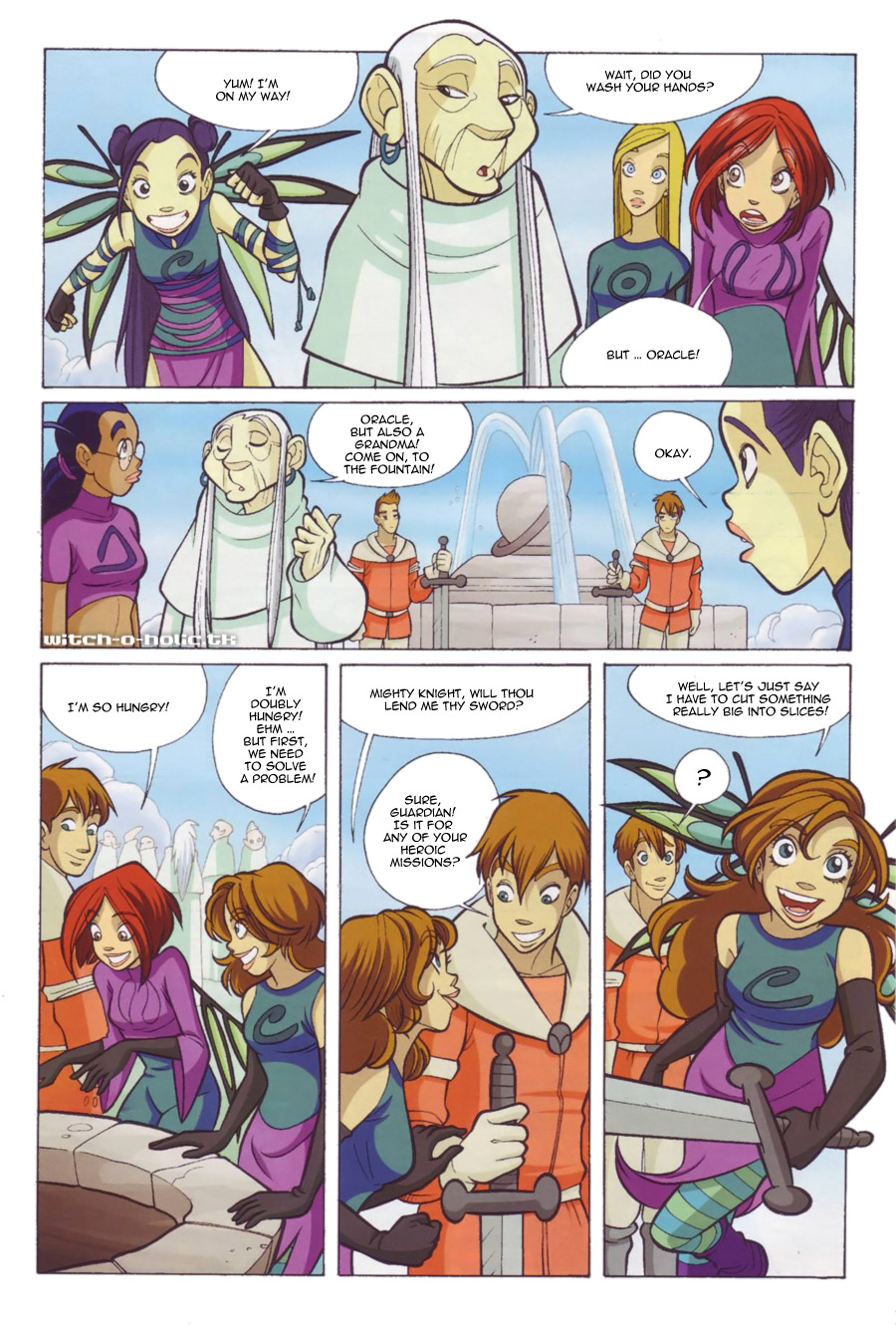 Read online W.i.t.c.h. comic -  Issue #139 - 10
