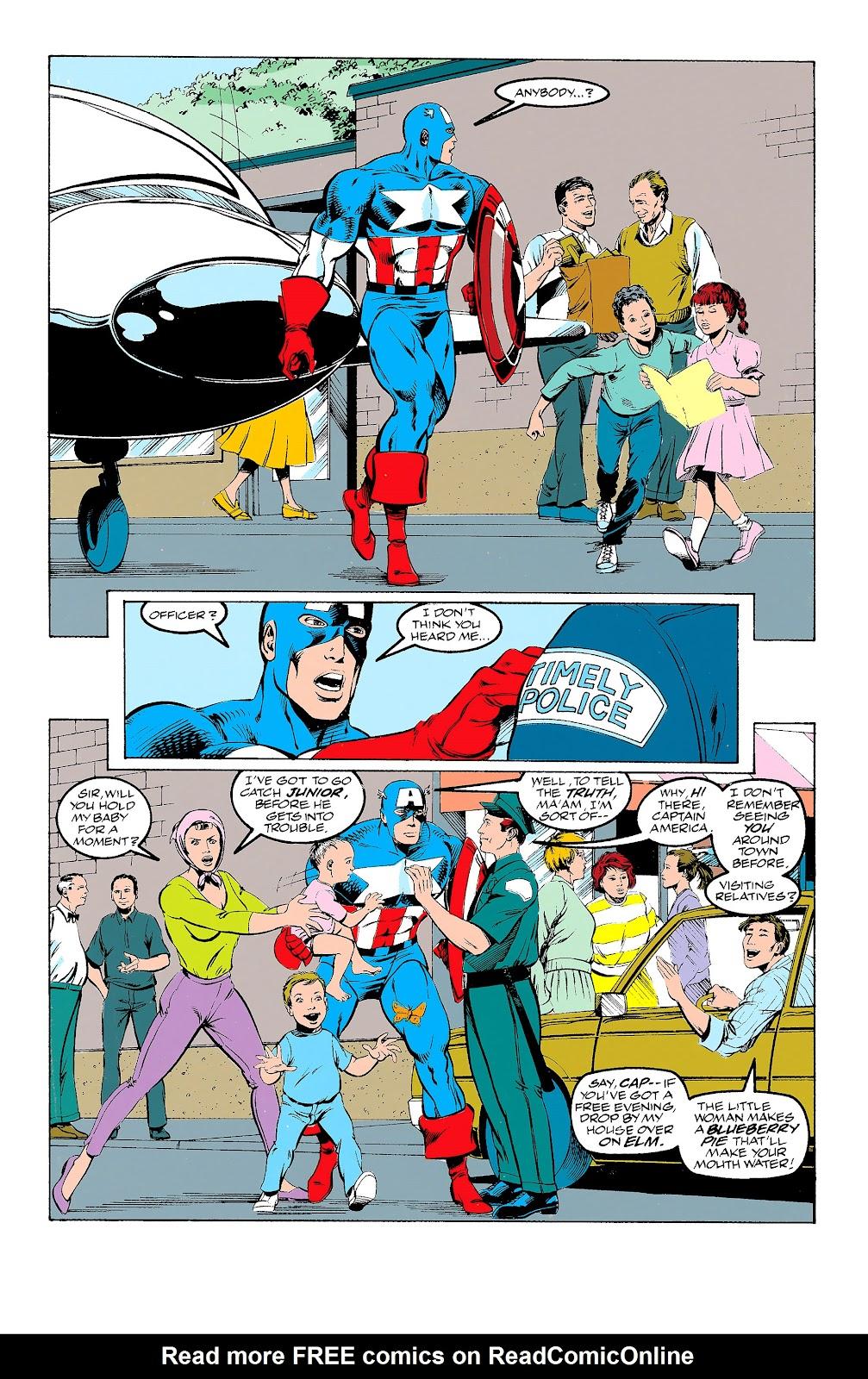 Captain America (1968) _Annual 11 #11 - English 4