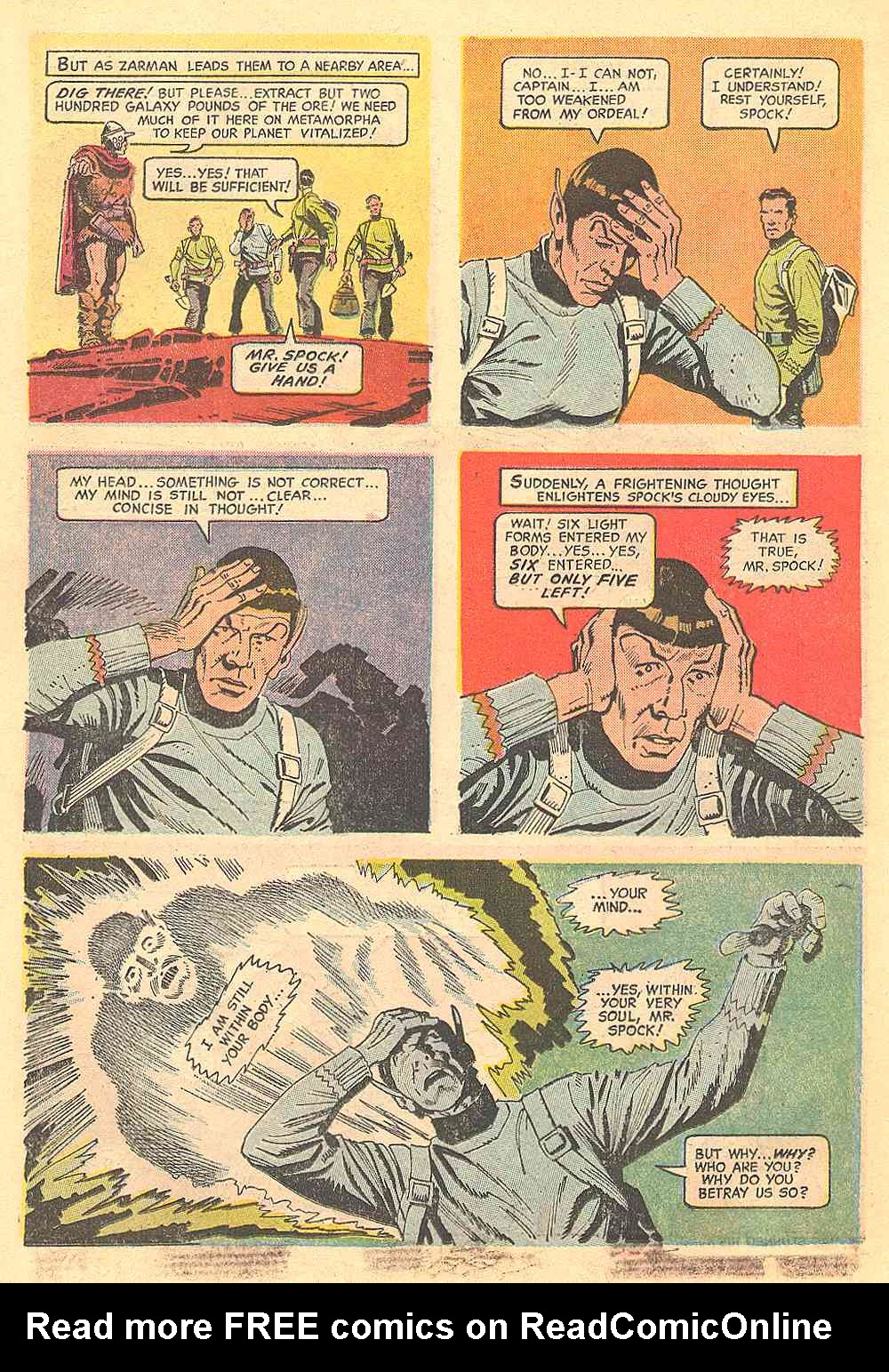 Star Trek (1967) Issue #4 #4 - English 21