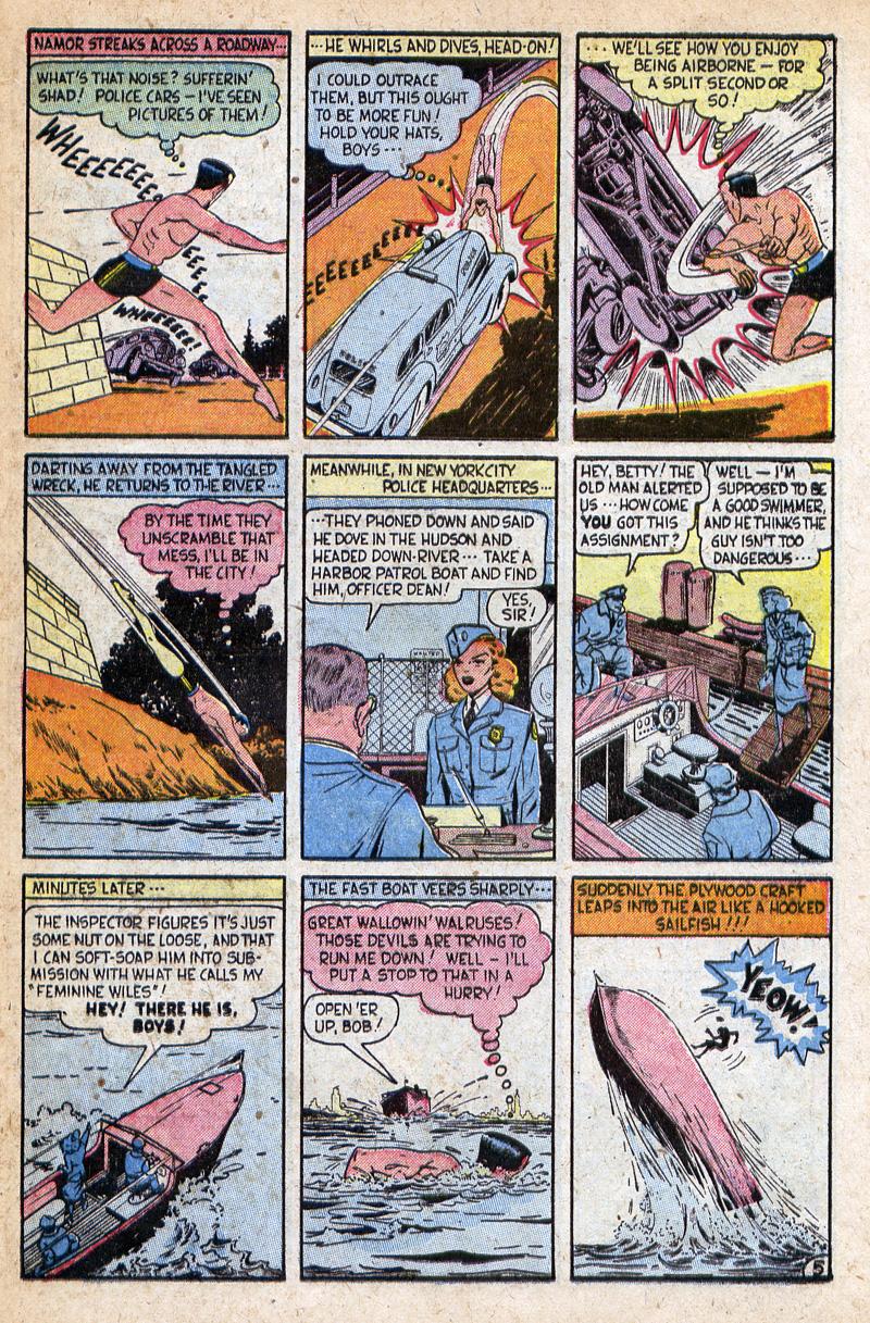 Sub-Mariner Comics #32 #32 - English 25