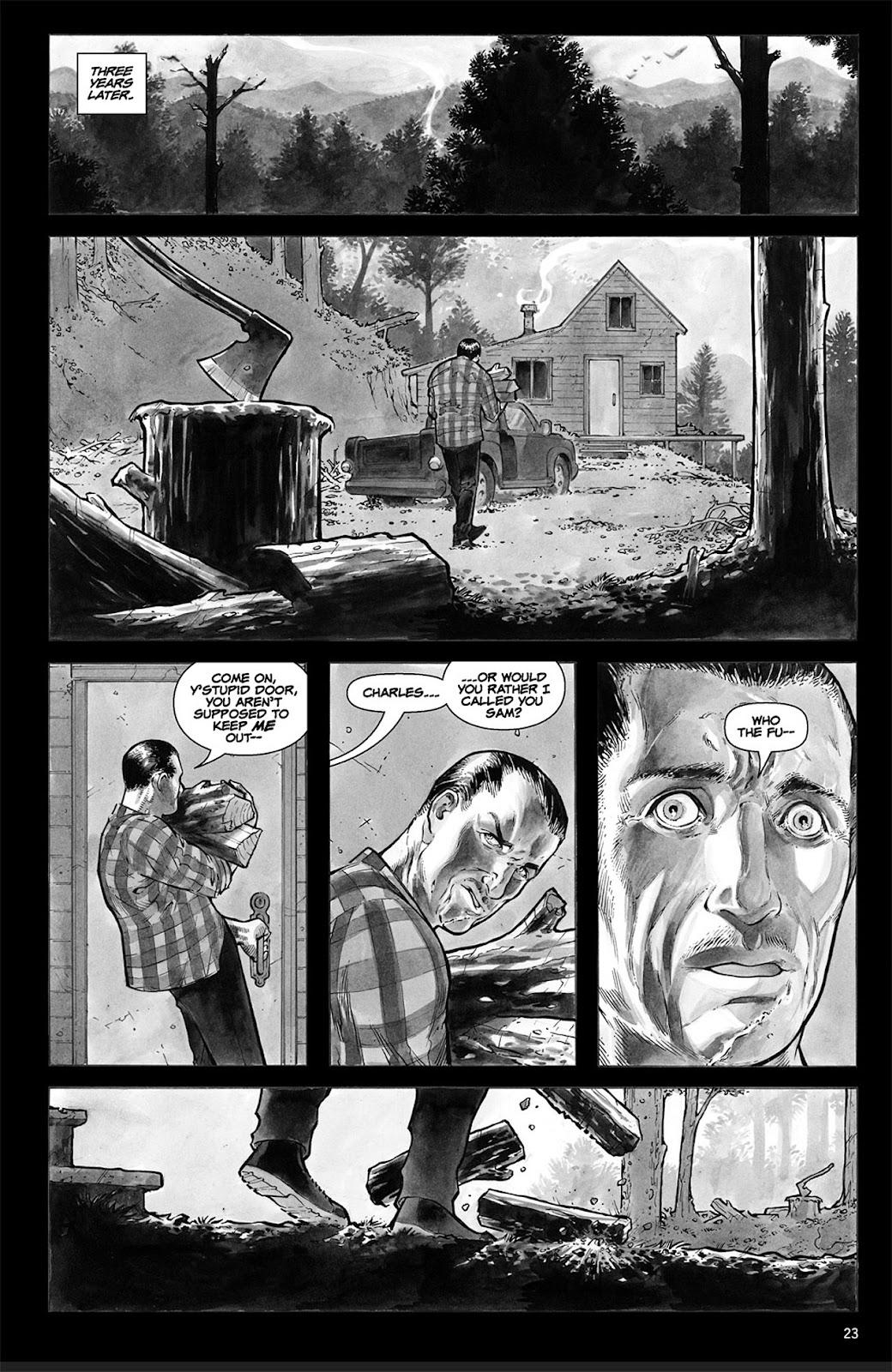 Creepy (2009) Issue #4 #4 - English 25