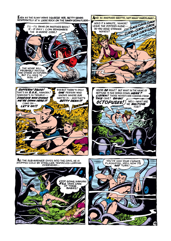 Sub-Mariner Comics #34 #34 - English 11