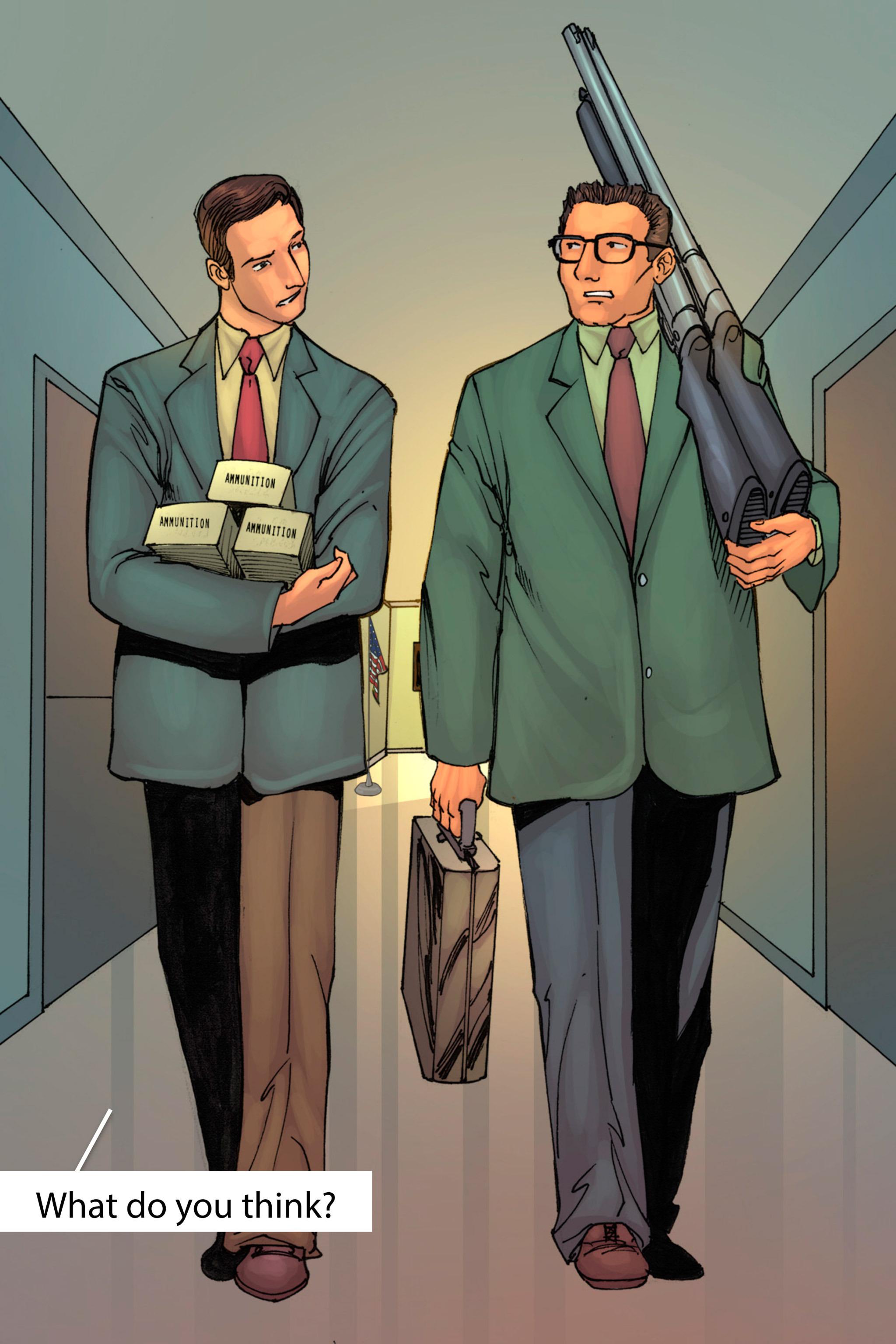 Read online Z-Men comic -  Issue #1 - 95