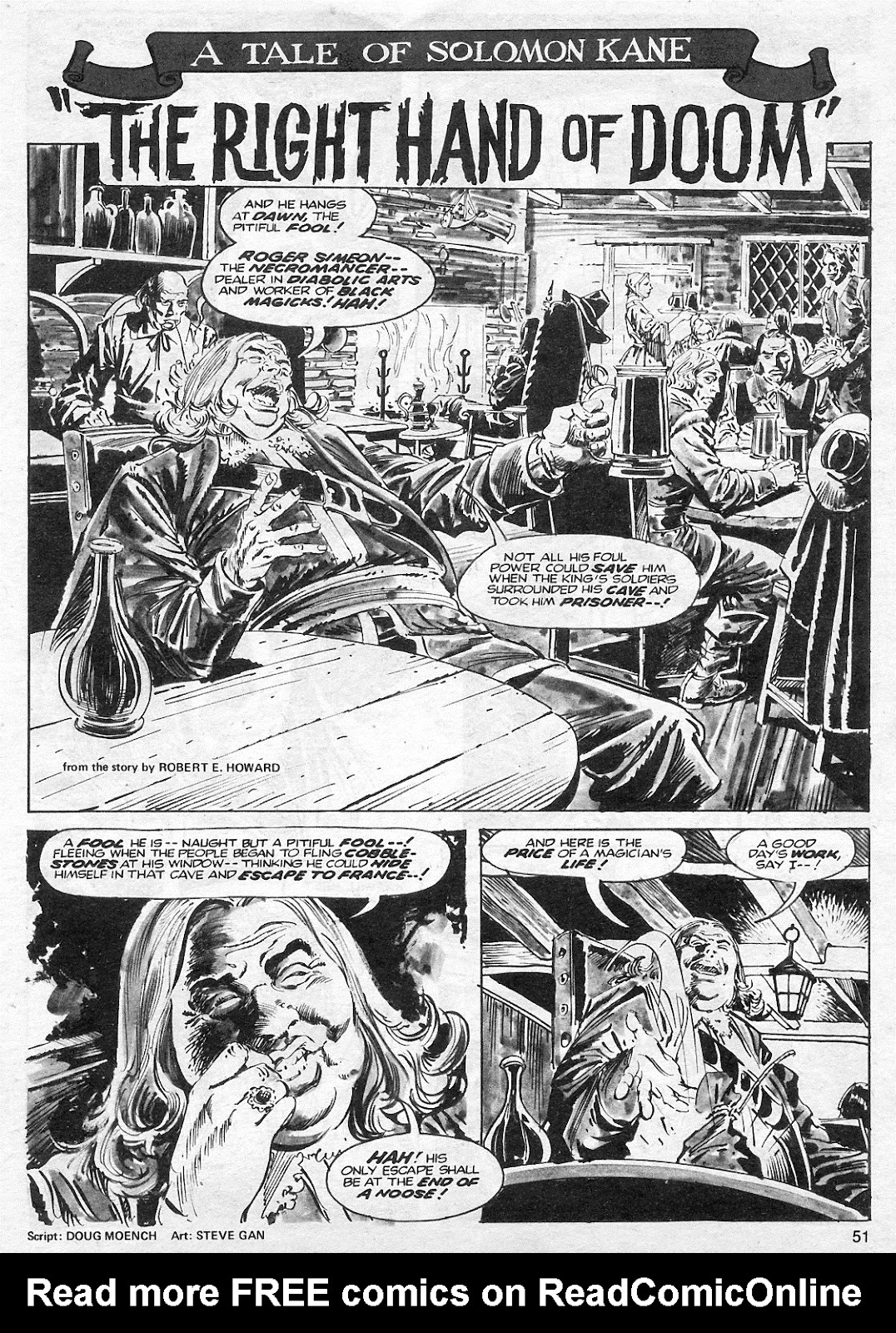 The Savage Sword Of Conan Issue #13 #14 - English 49
