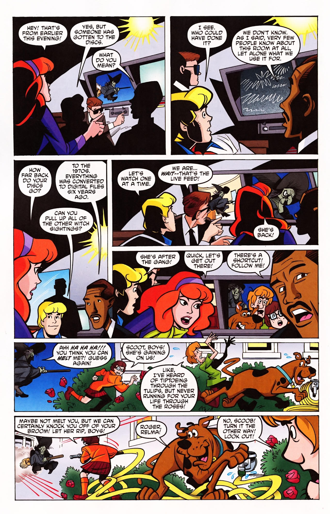 Read online Scooby-Doo (1997) comic -  Issue #143 - 6