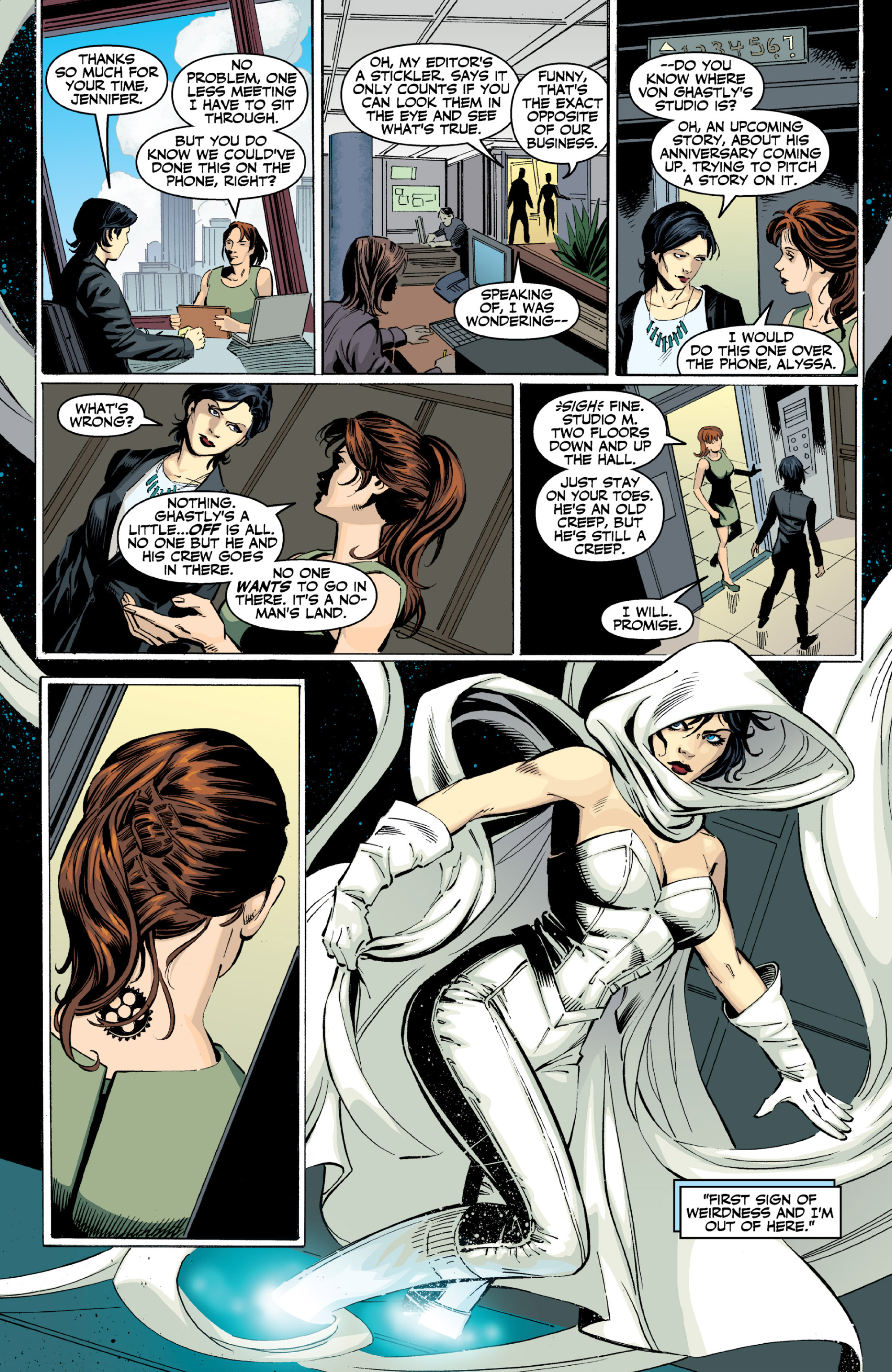 Read online Ghost (2013) comic -  Issue # TPB 2 - 22