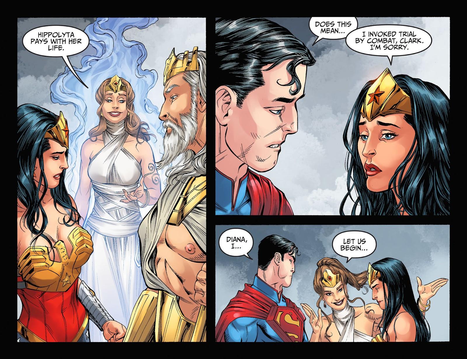 Injustice: Gods Among Us Year Four Issue #8 #9 - English 16