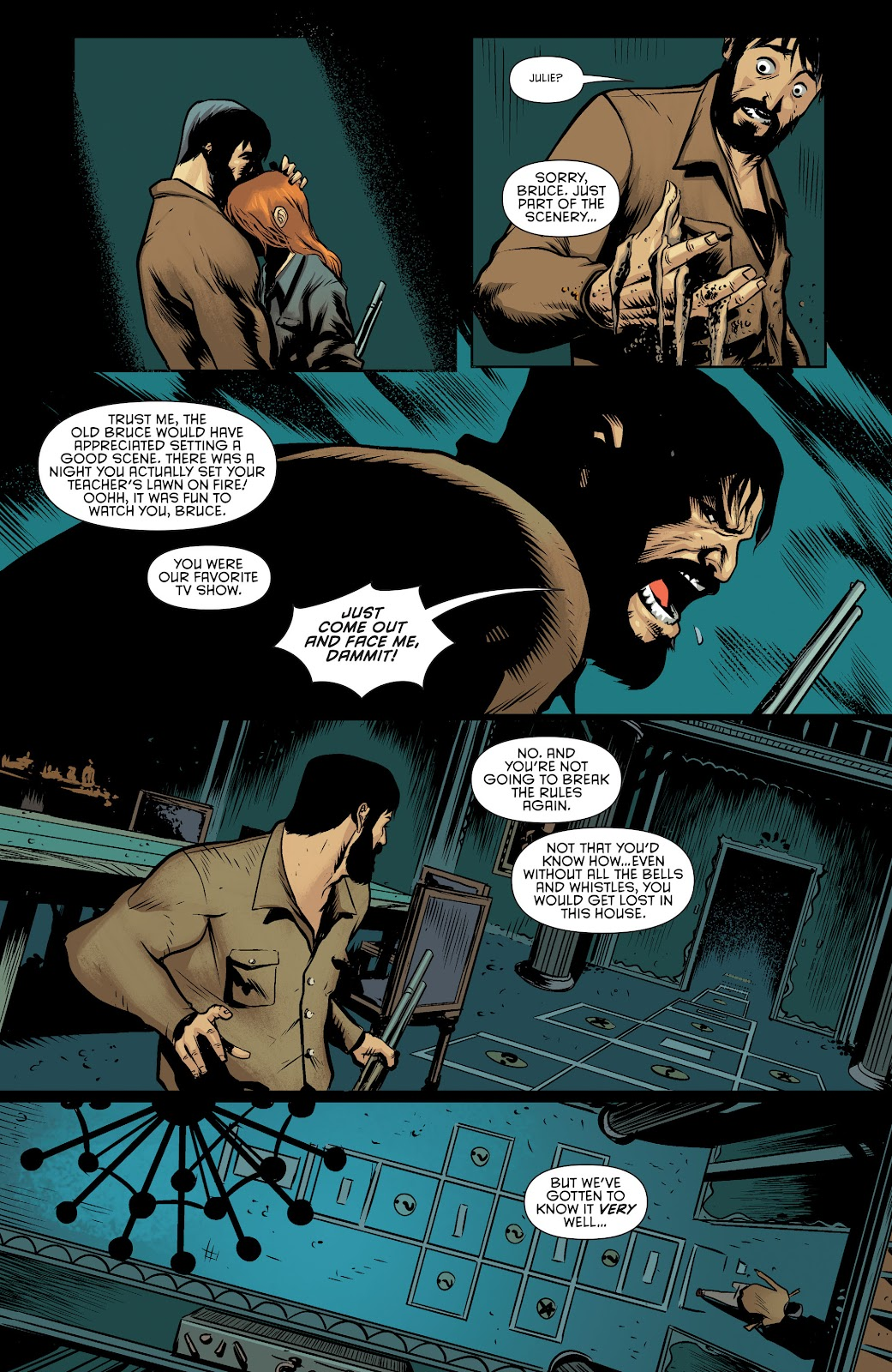 Batman (2011) Annual 4 #14 - English 24