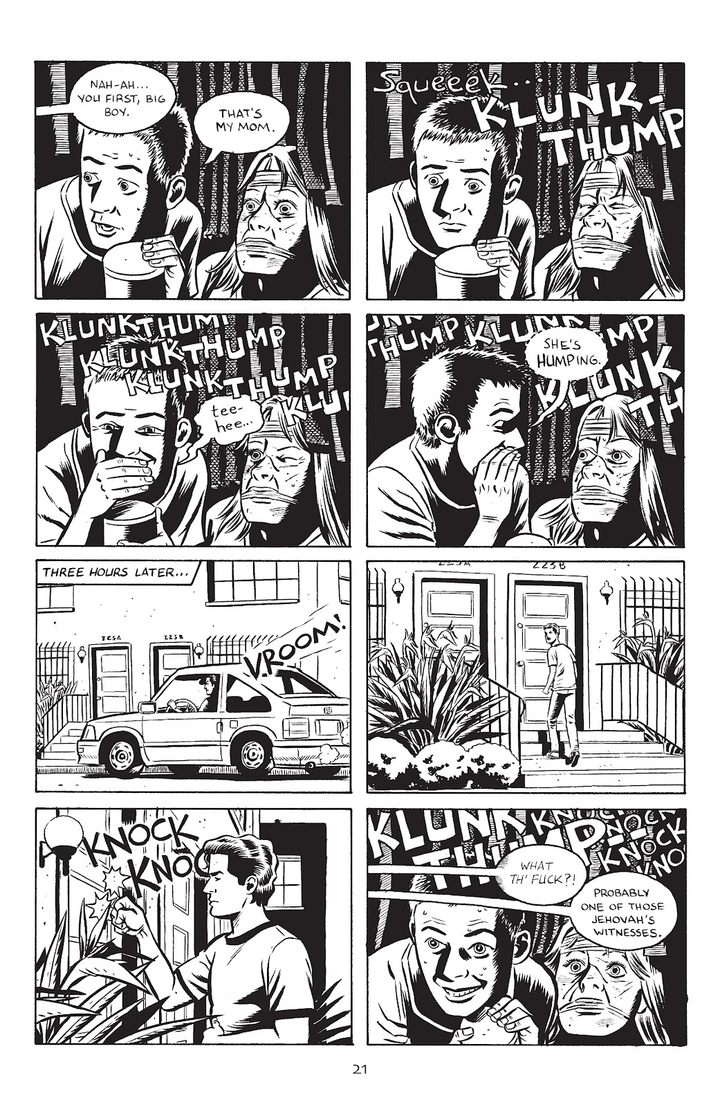 Stray Bullets Issue #28 #28 - English 23