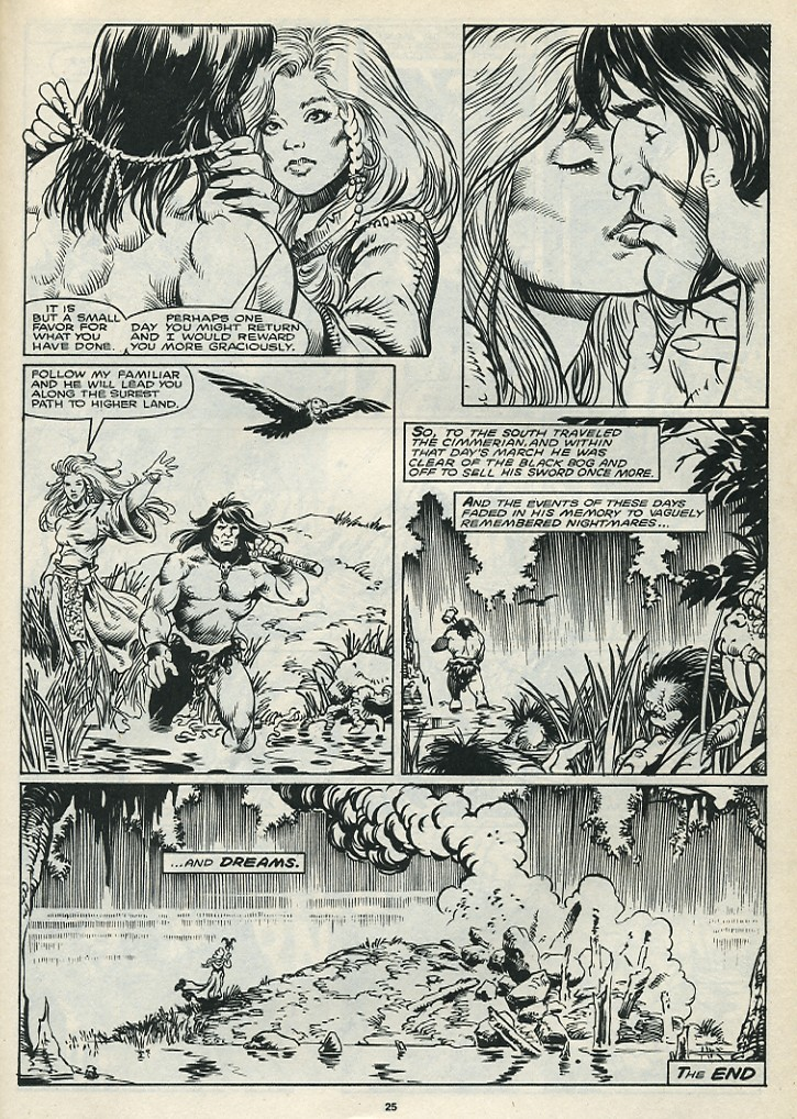 The Savage Sword Of Conan Issue #172 #173 - English 27