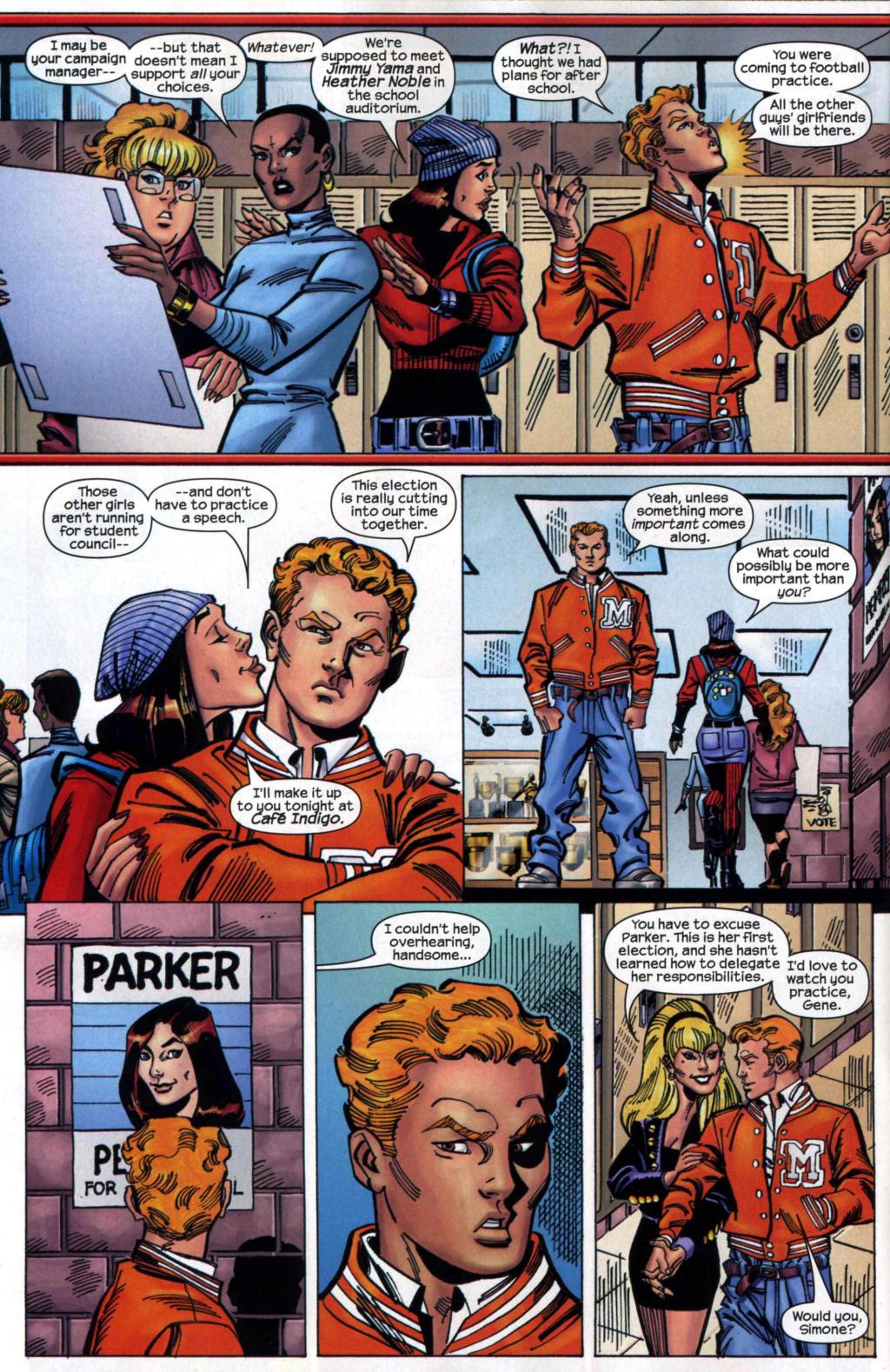 Amazing Spider-Girl Issue #4 #5 - English 8
