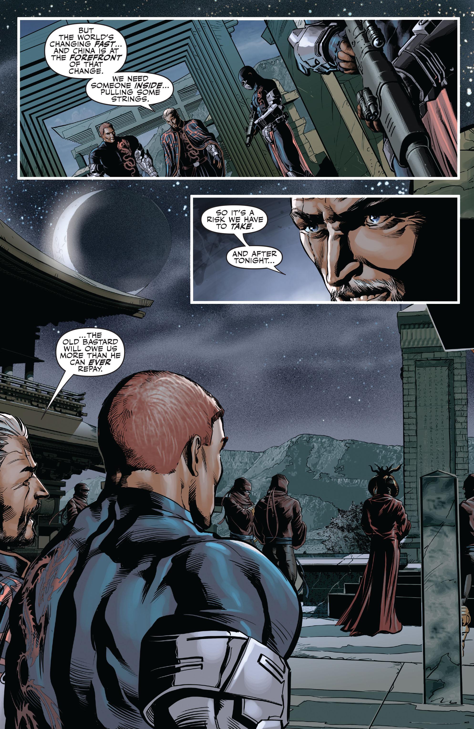 Read online Secret Avengers (2010) comic -  Issue #10 - 4