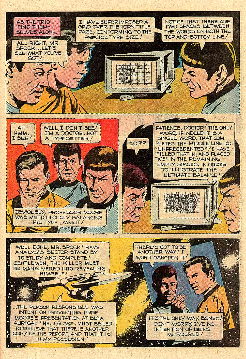 Star Trek (1967) #48 #48 - English 17