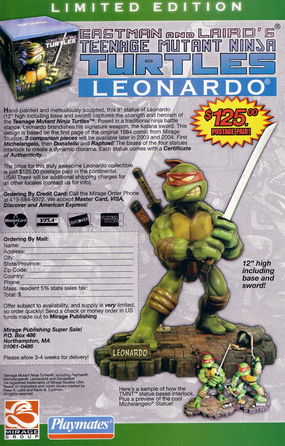 Teenage Mutant Ninja Turtles (2003) chap 7 pic 27