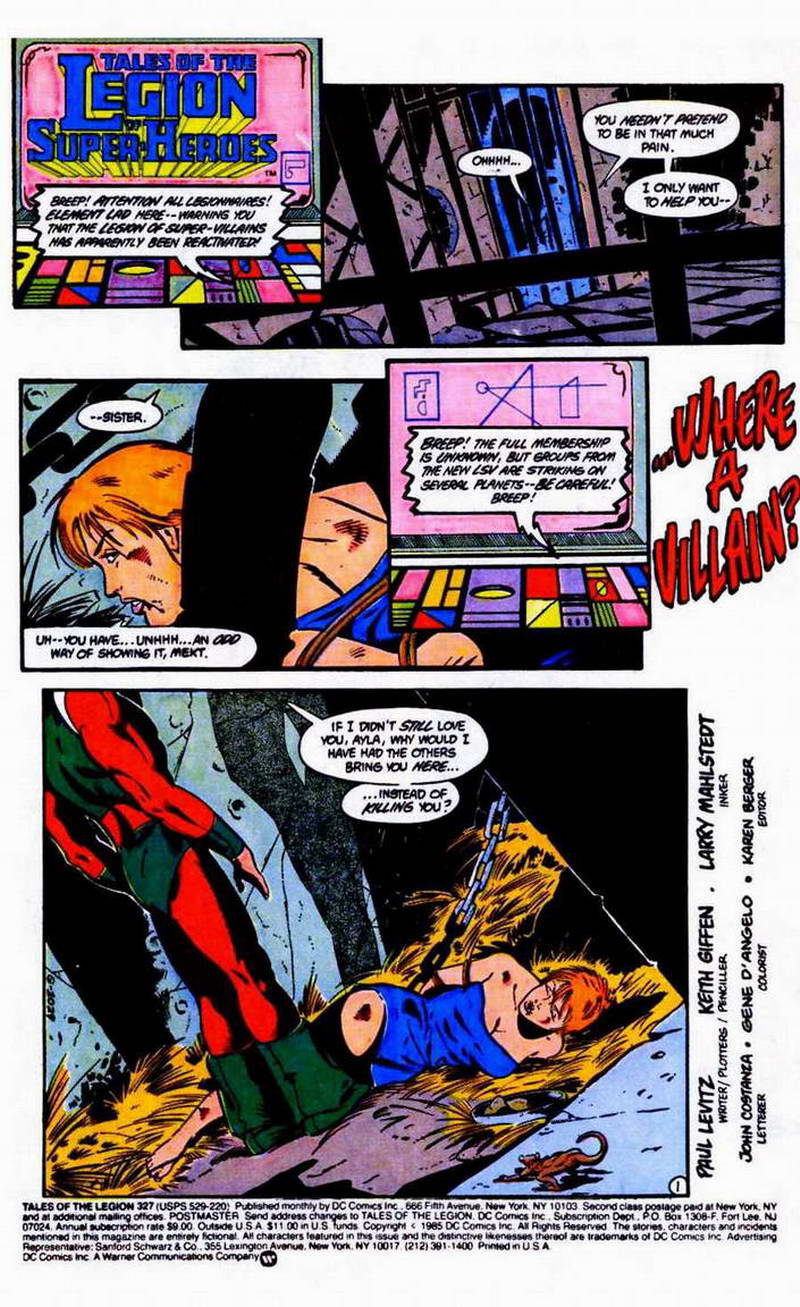 Tales of the Legion Issue #327 #14 - English 2