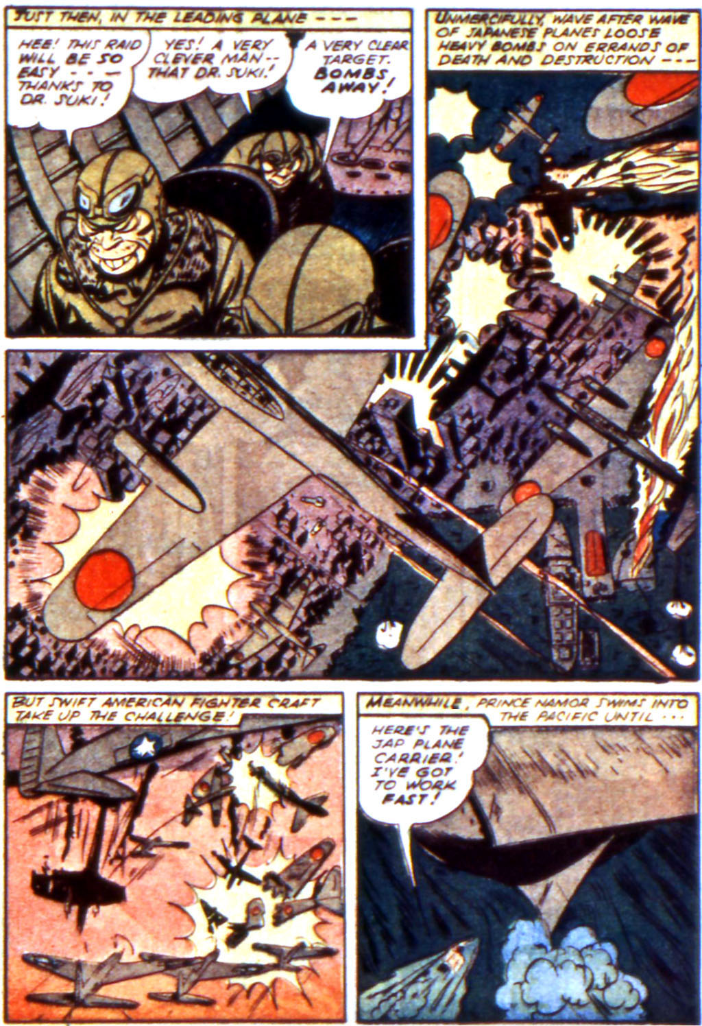 Sub-Mariner Comics Issue #11 #11 - English 23