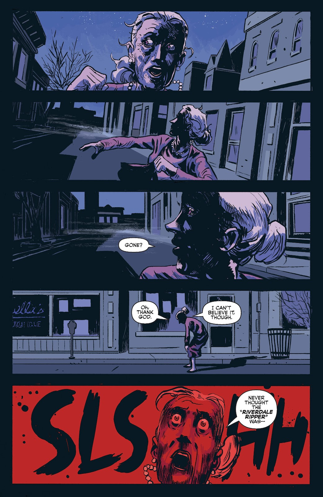 Jughead The Hunger Issue #0 #1 - English 3