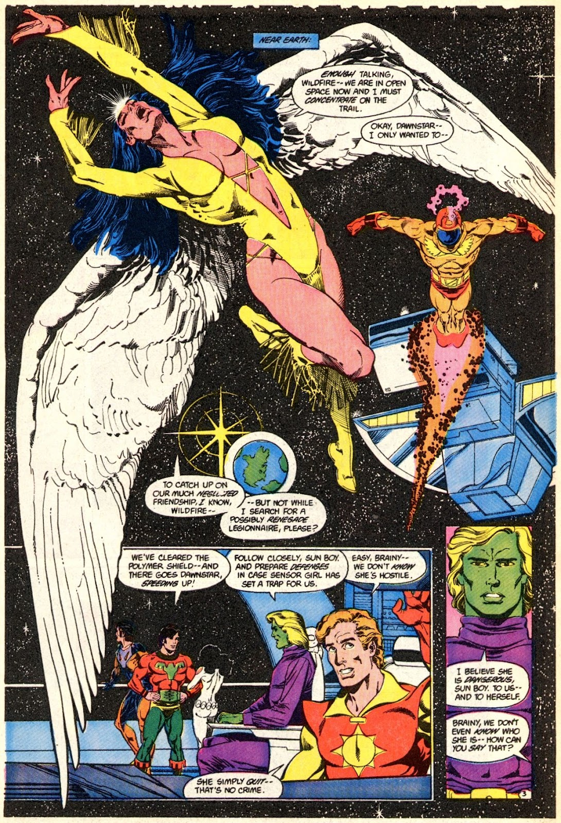 Tales of the Legion Issue #350 #37 - English 4