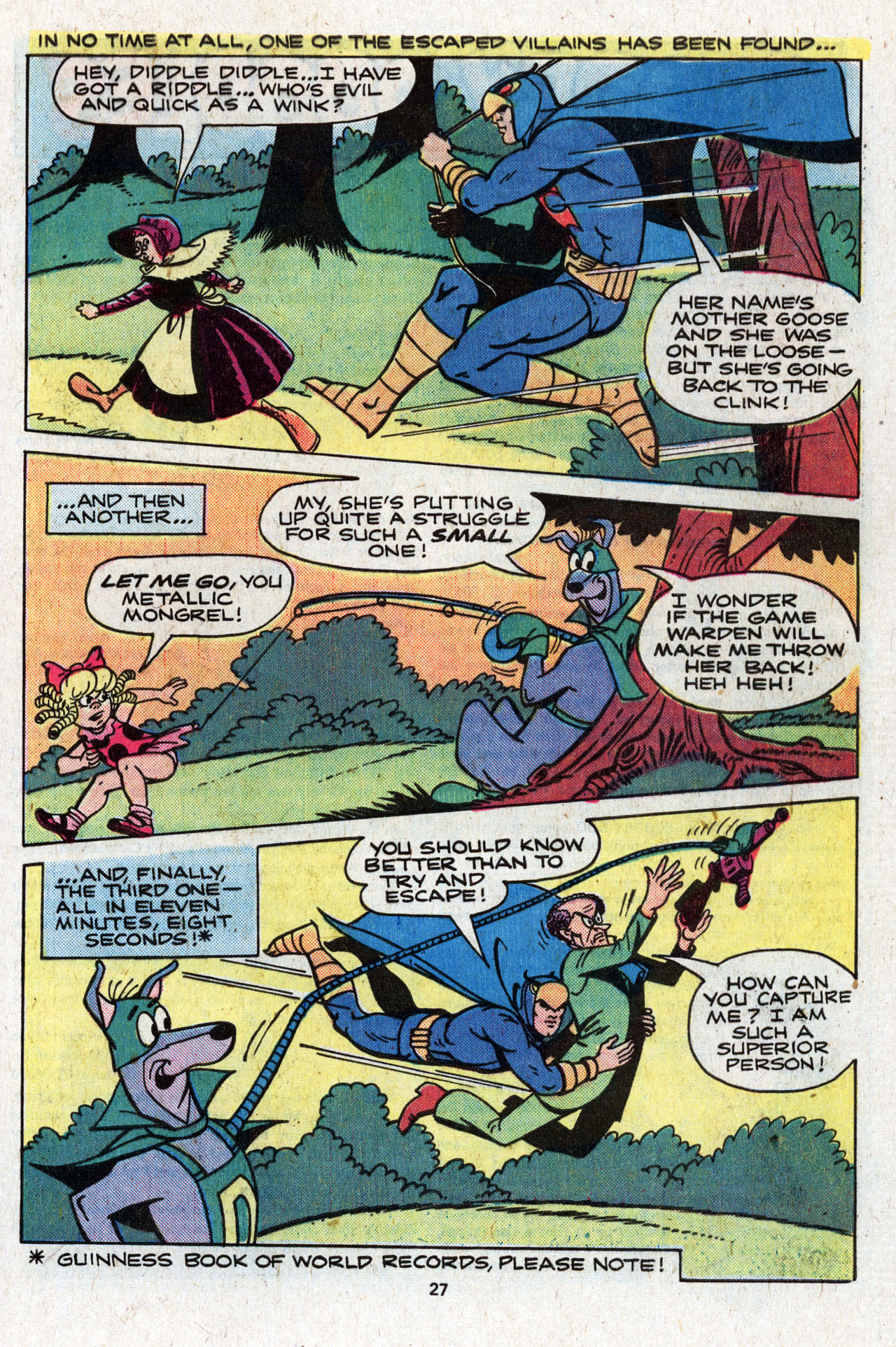 Read online Scooby-Doo (1977) comic -  Issue #4 - 29