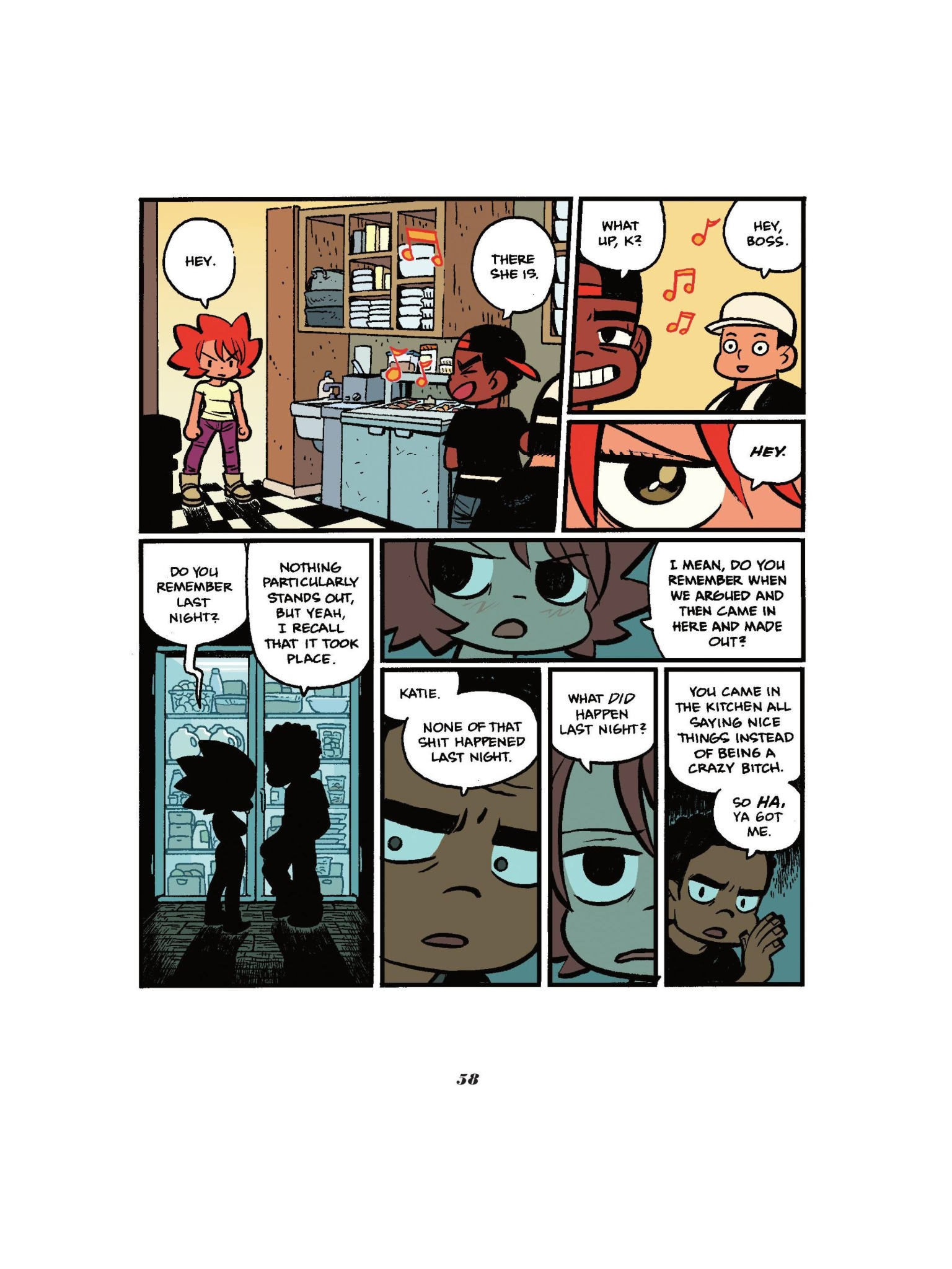 Read online Seconds comic -  Issue # Full - 60