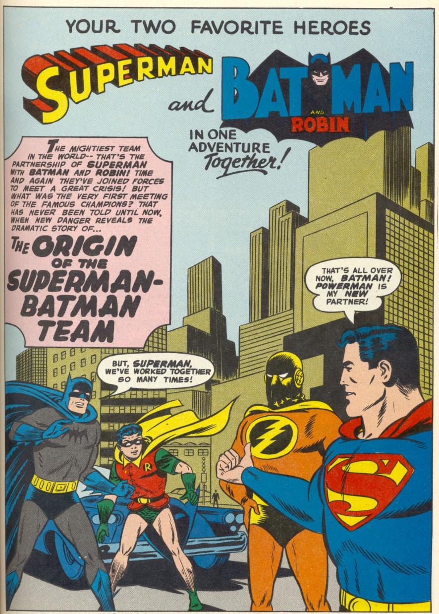 Read online Secret Origins (1961) comic -  Issue # Full - 3