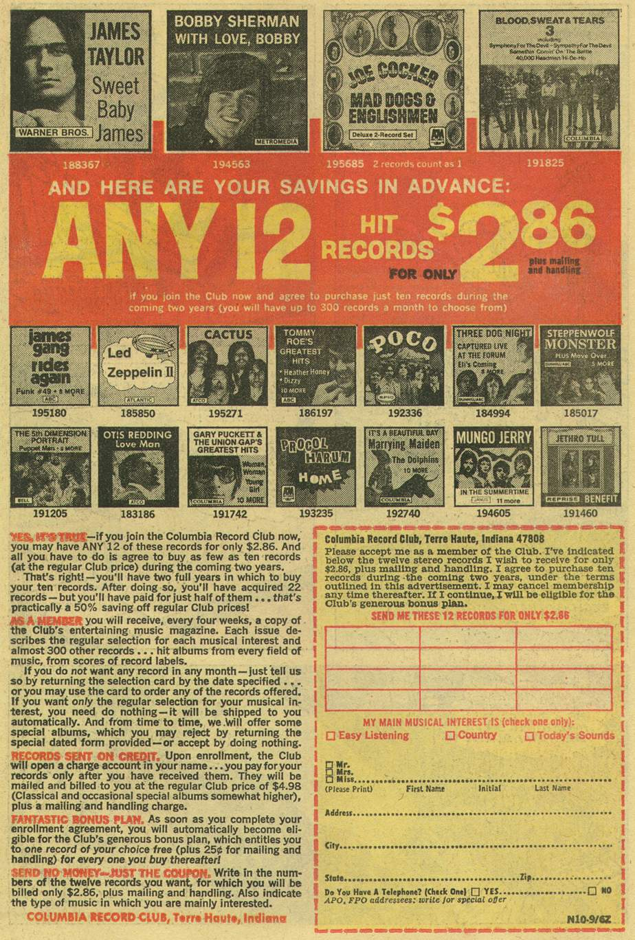 Aquaman (1962) Issue #56 #56 - English 19