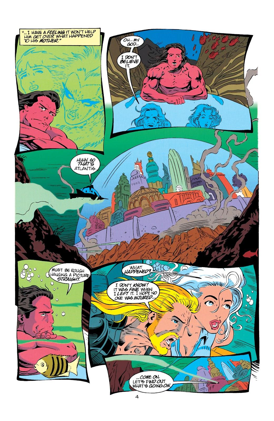 Aquaman (1994) Issue #9 #15 - English 5