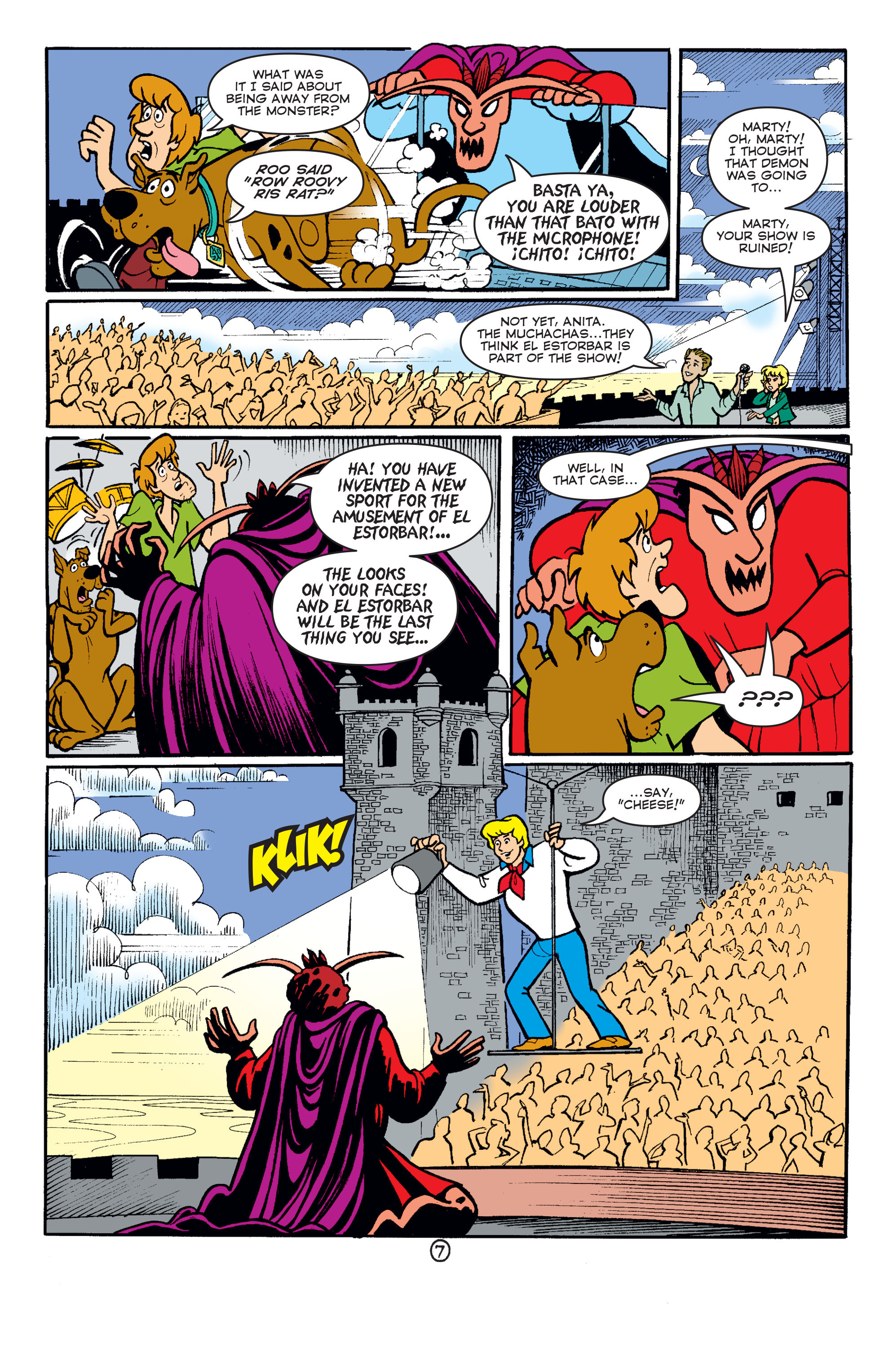 Read online Scooby-Doo (1997) comic -  Issue #57 - 20
